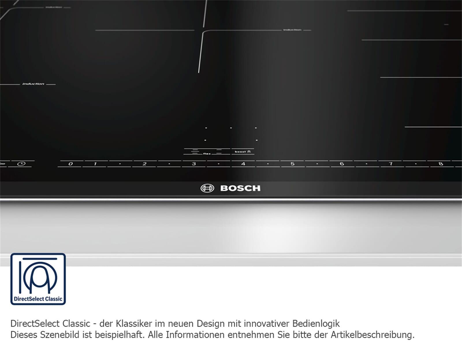 Bosch PIV675N14E Induktionskochfeld autark