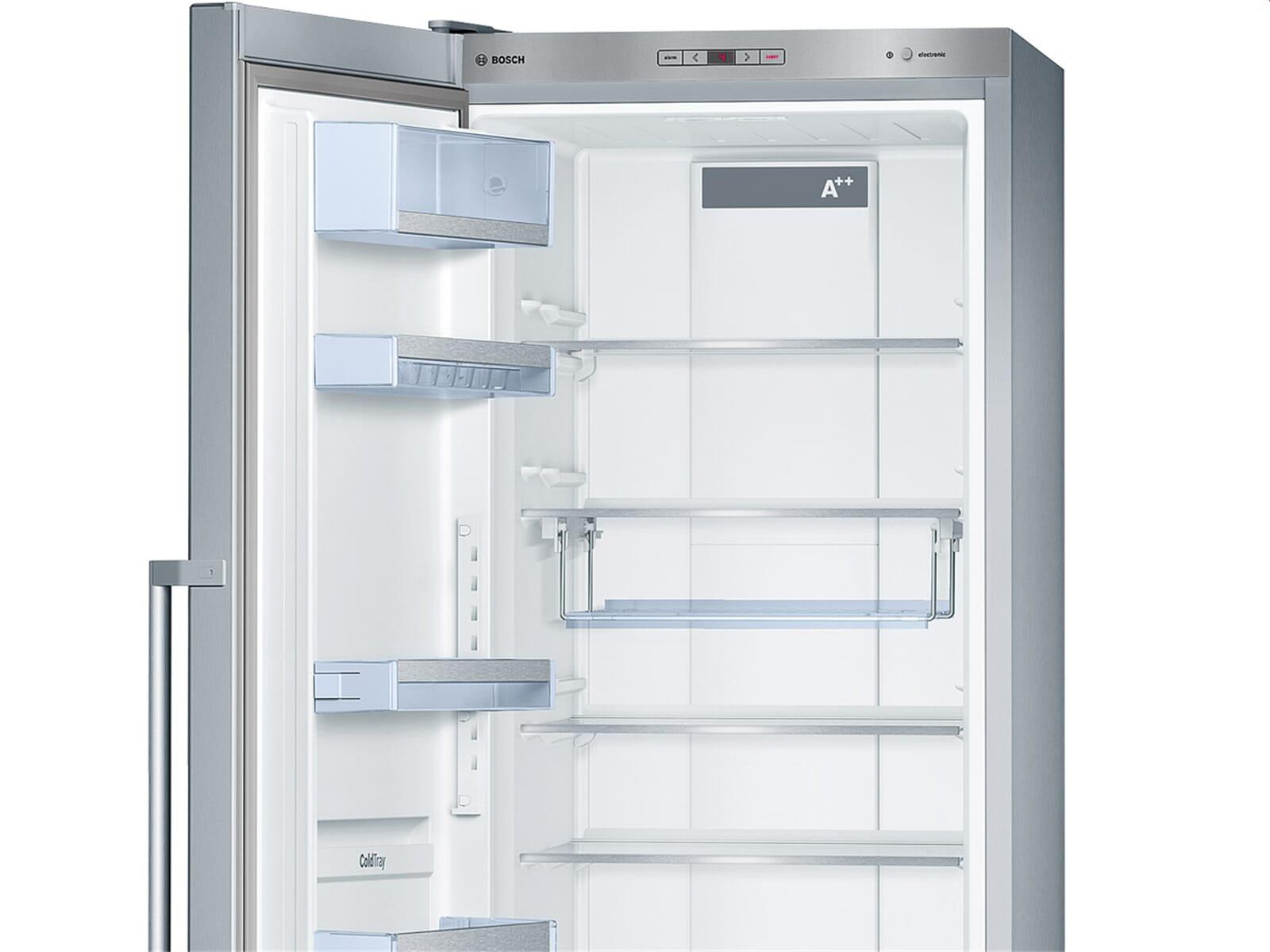 AuBergewohnlich Bosch KSF36PI30 Standkühlschrank Edelstahl Anti Fingerprint