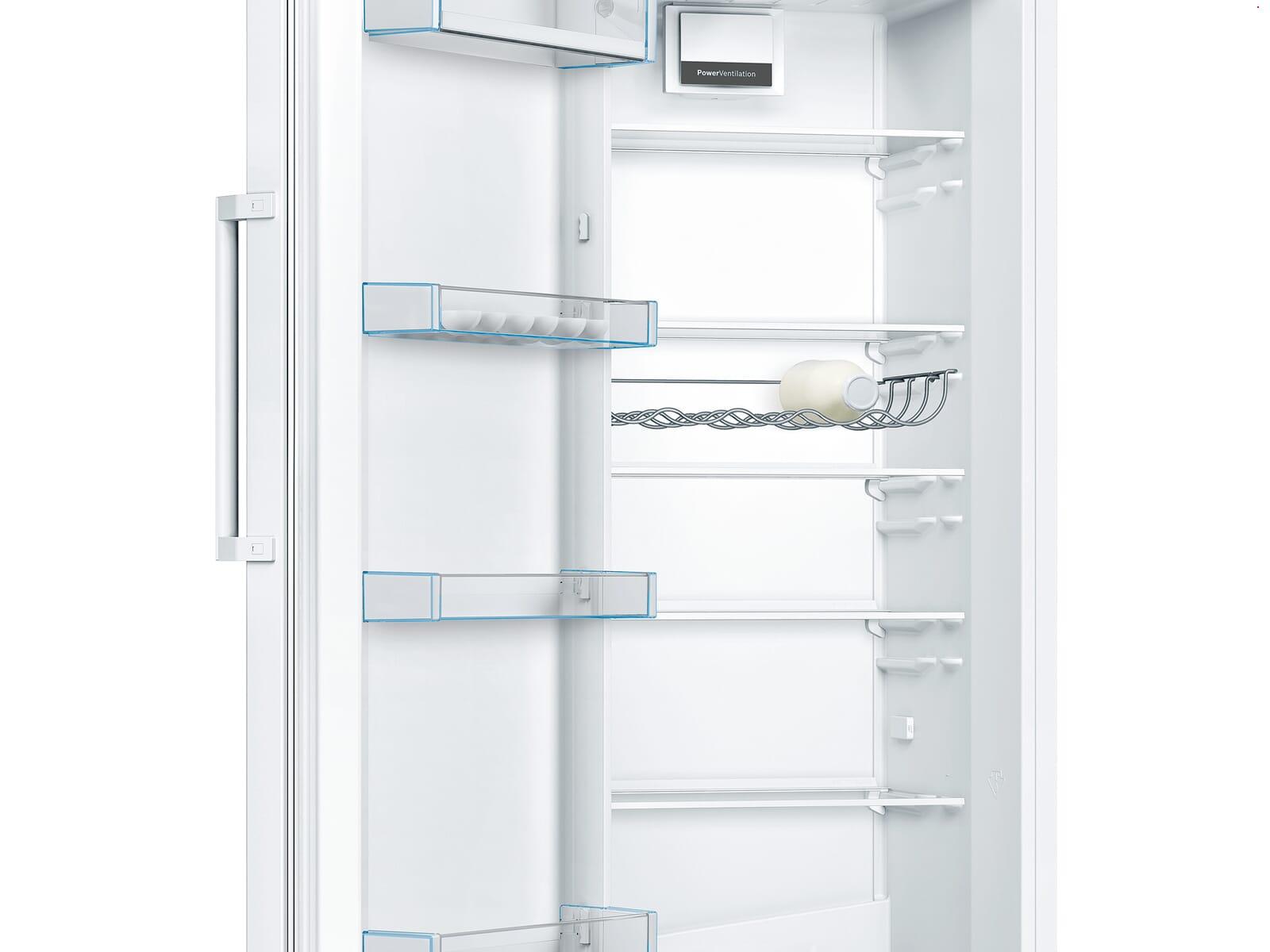Bosch KSV29VWEP Standkühlschrank Weiß