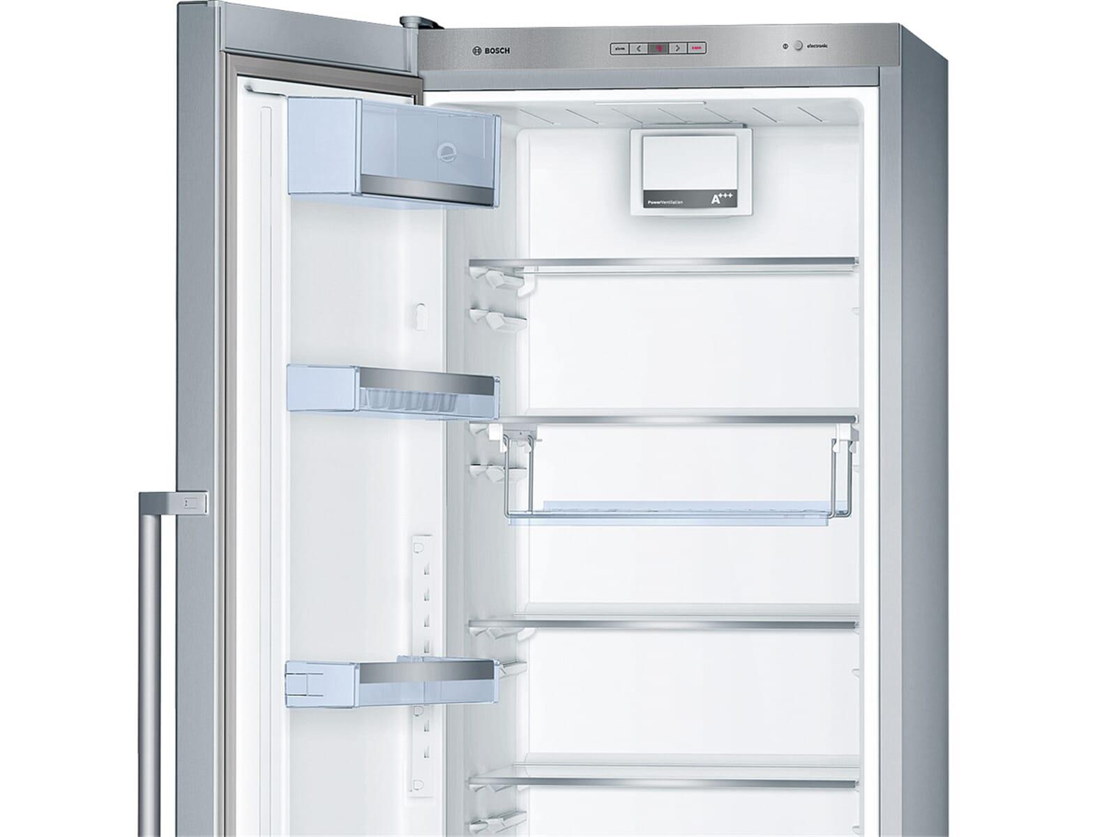 Bosch KSV36AI41 Standkühlschrank Edelstahl Anti Fingerprint