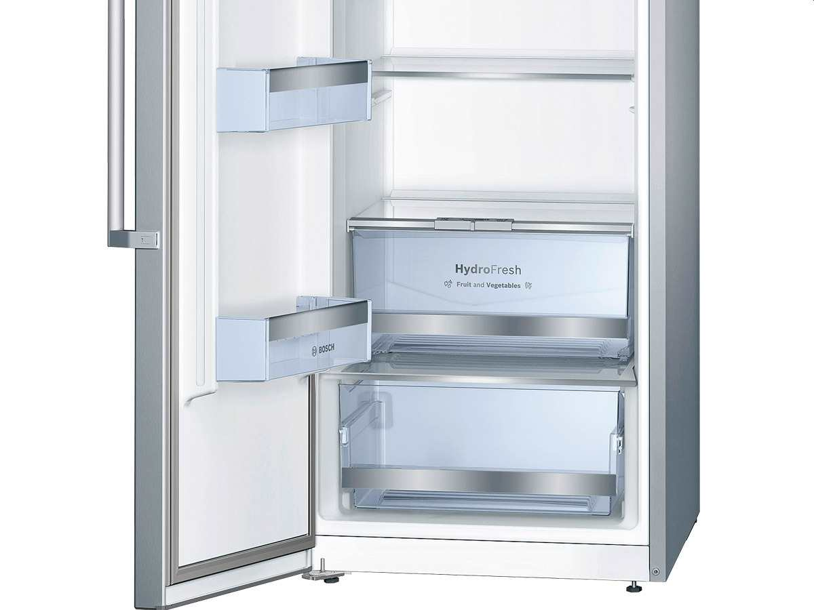Bosch KSV36BI30 Standkühlschrank Edelstahl Anti Fingerprint