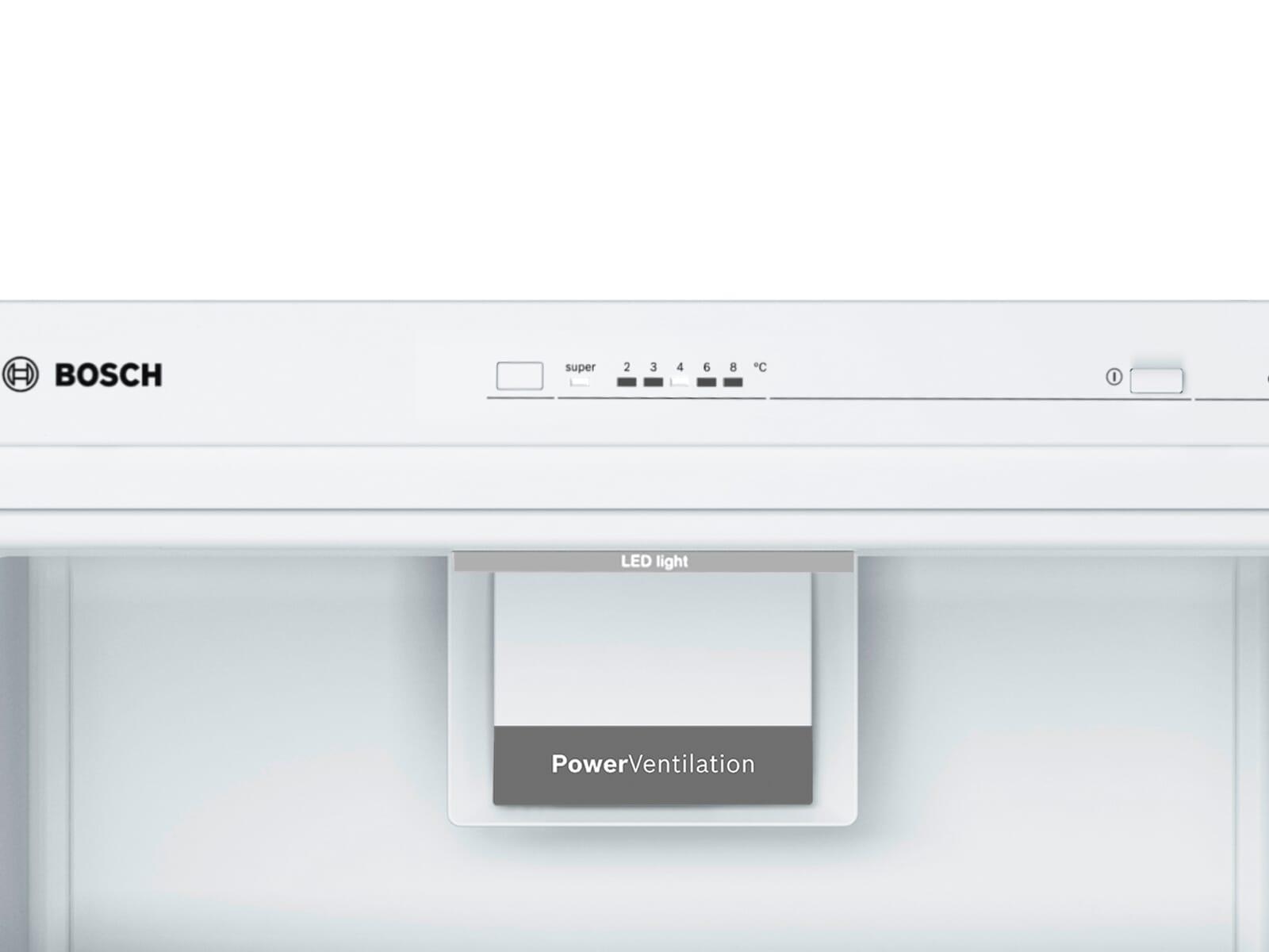 Bosch KSV36VLDP Standkühlschrank Edelstahl