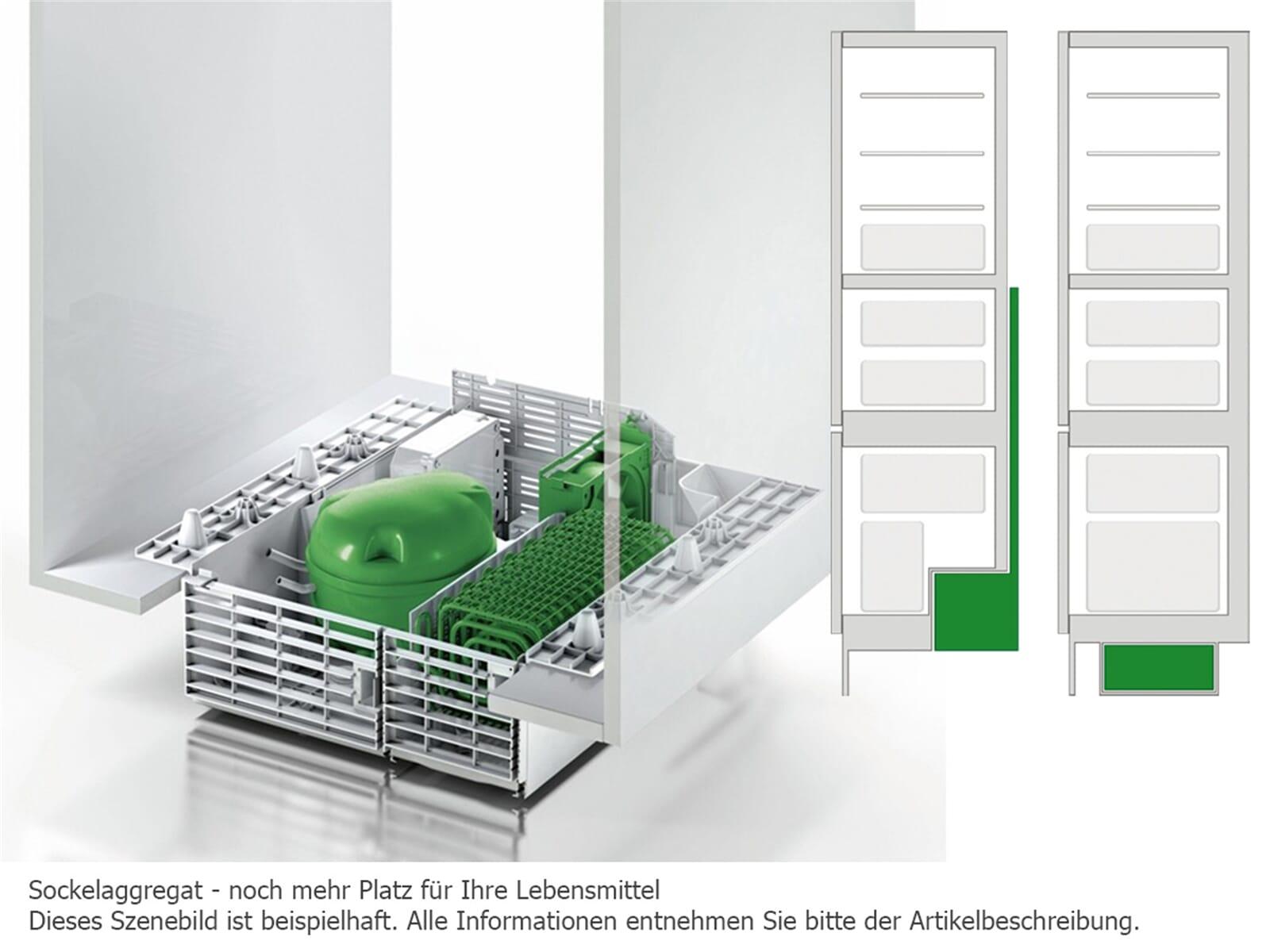 Bosch GUD15ADF0 Unterbaugefrierschrank