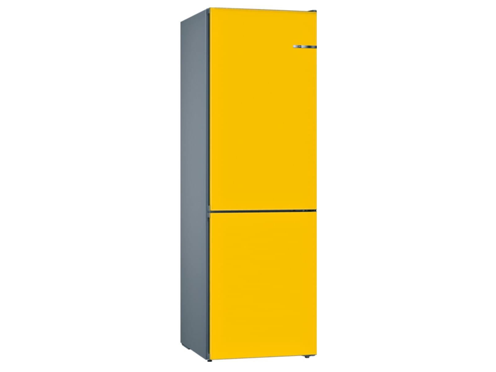 Bosch KVN39IF3AB Stand Kühl-Gefrier-Kombination Edelstahl/Sonnenblume