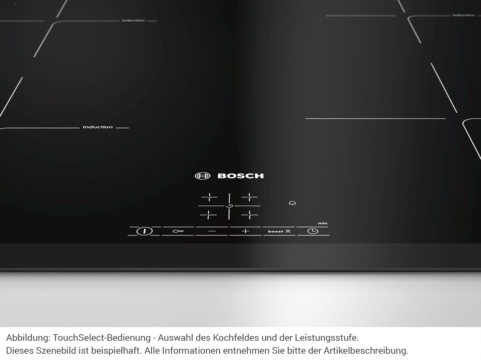 Bosch PIE651BB1E Induktionskochfeld autark