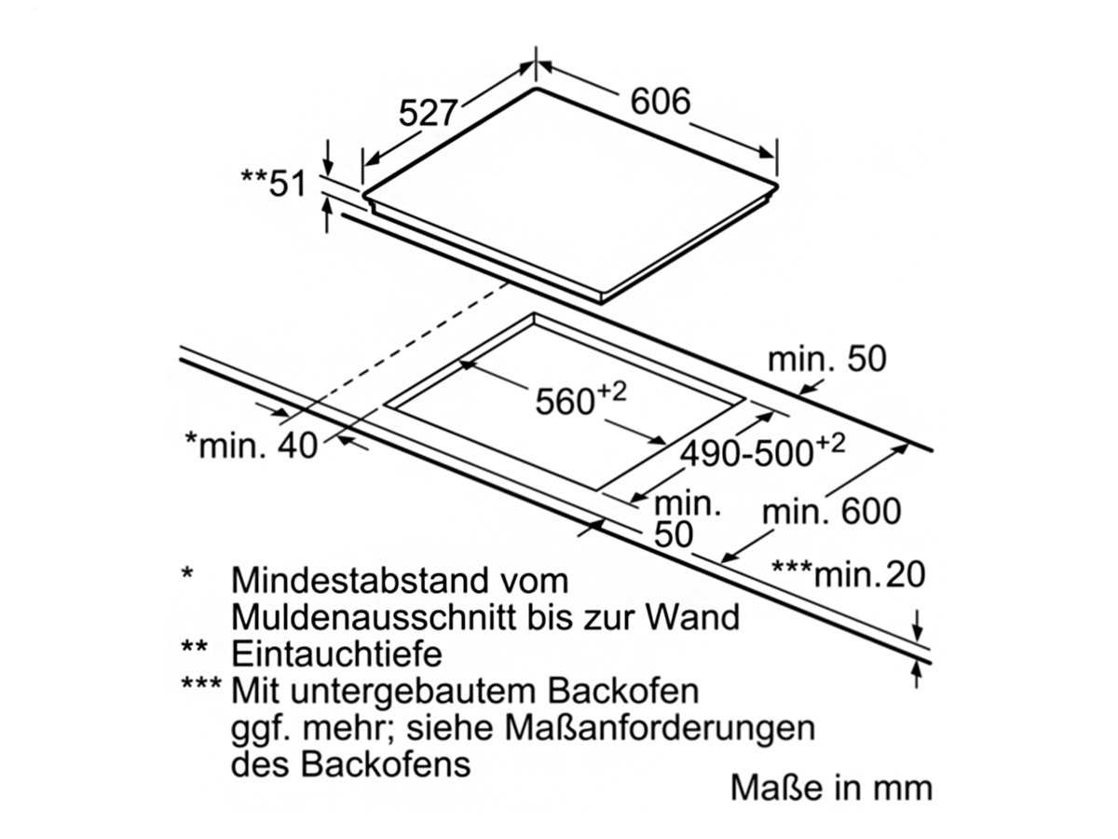bosch hbd328f60 set backofen hbg636es1. Black Bedroom Furniture Sets. Home Design Ideas