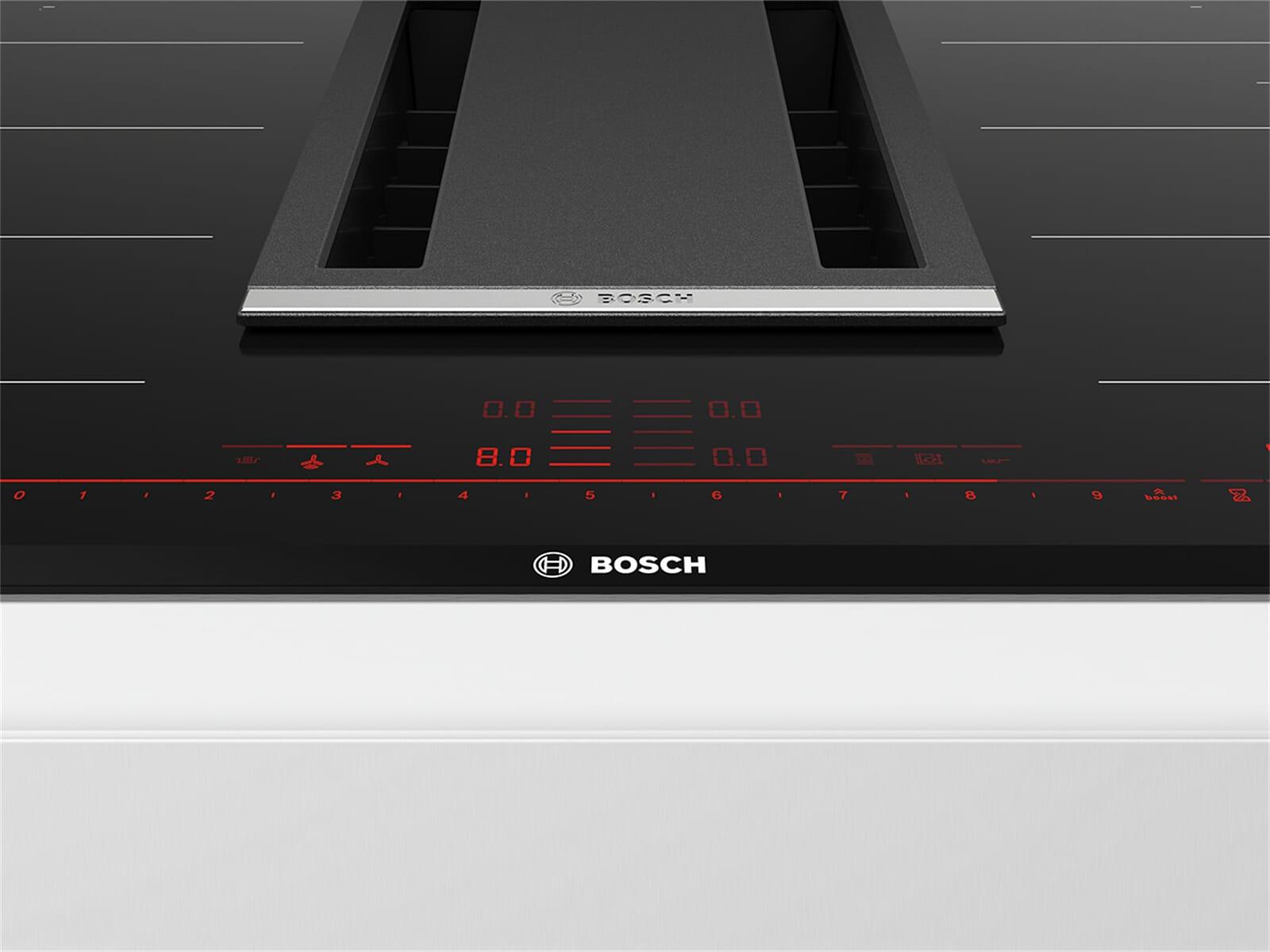 Bosch pxx875d34e induktionskochfeld dunstabzug kombination