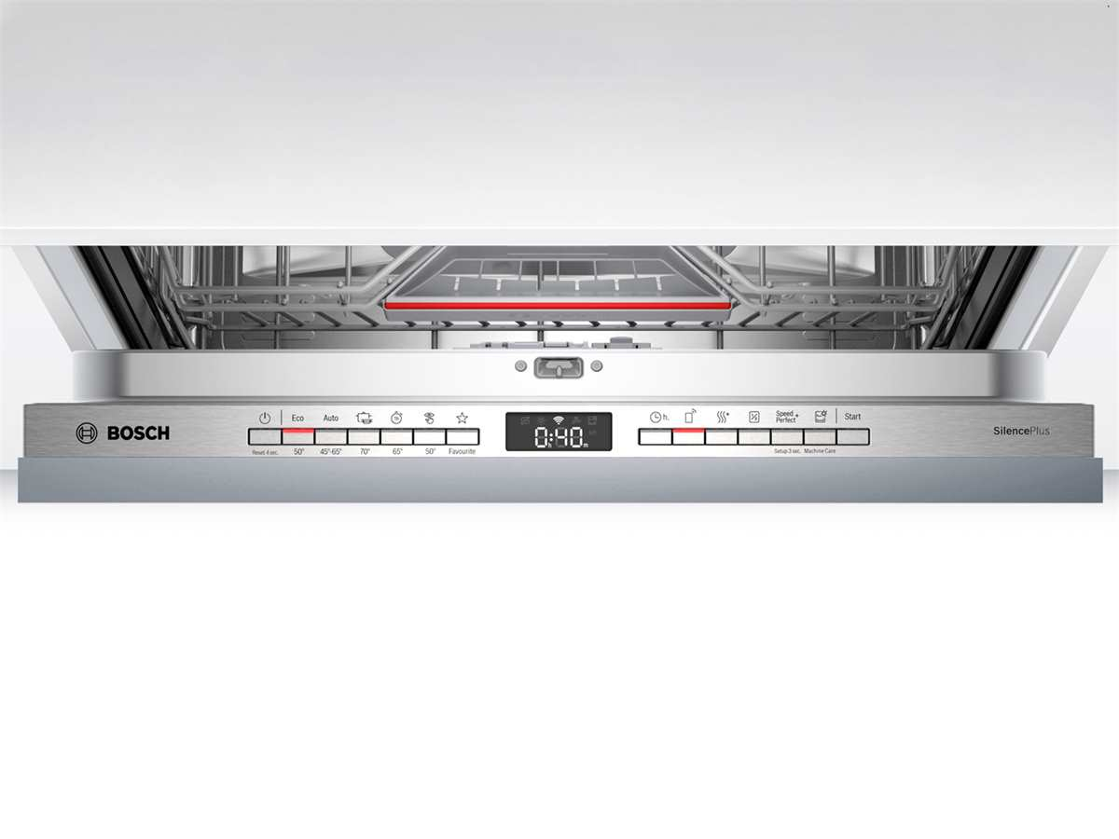 Bosch SBH4HCX48E Vollintegrierbarer Einbaugeschirrspüler XXL