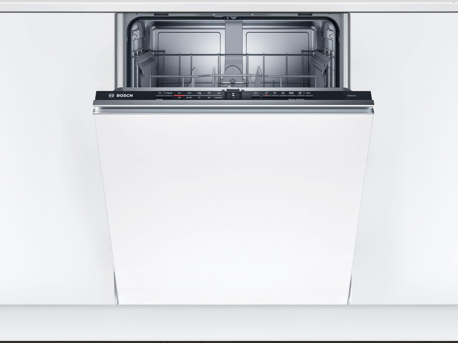 Bosch SBV2ITX22E Vollintegrierbarer Einbaugeschirrspüler XXL