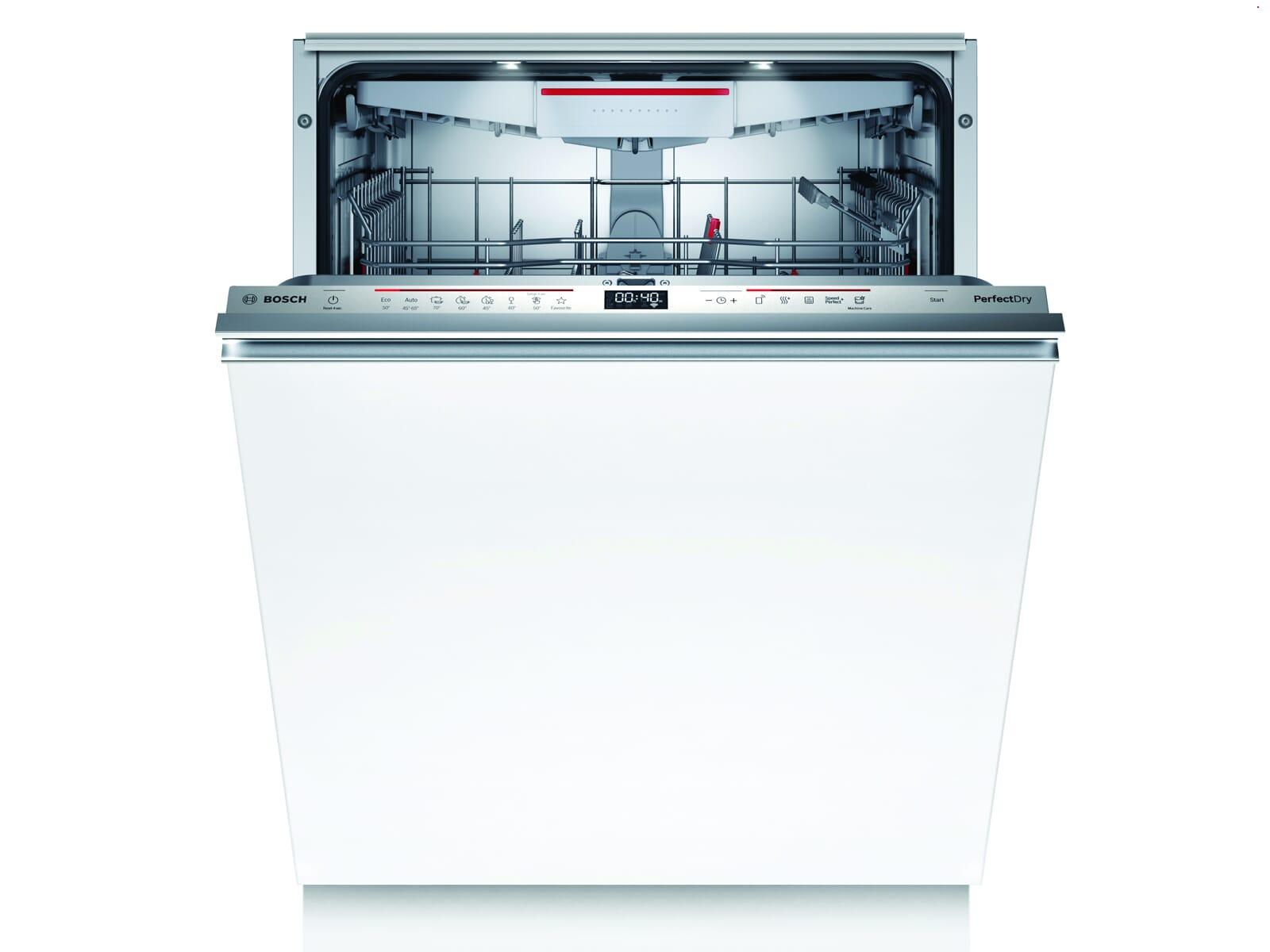 Bosch SBV6ZCX49E Vollintegrierbarer Einbaugeschirrspüler XXL