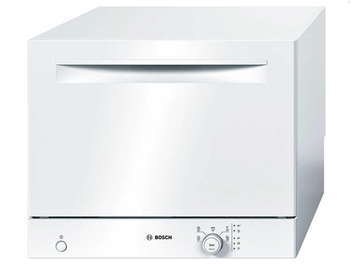 Bosch SKS50E32EU Tischgeschirrspüler Weiß