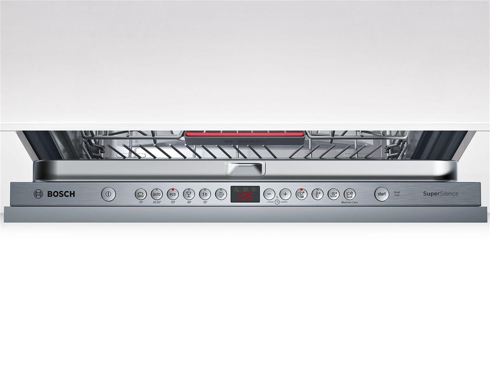 Bosch Kühlschrank Bedienungsanleitung : Bosch sme46mx03e vollintegrierbarer einbaugeschirrspüler