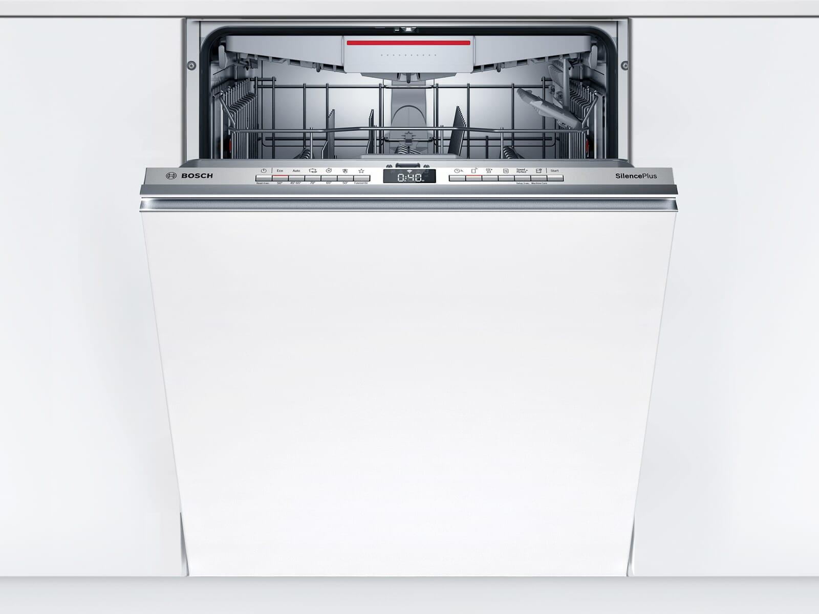 Bosch SMH4HCX48E Vollintegrierbarer Einbaugeschirrspüler