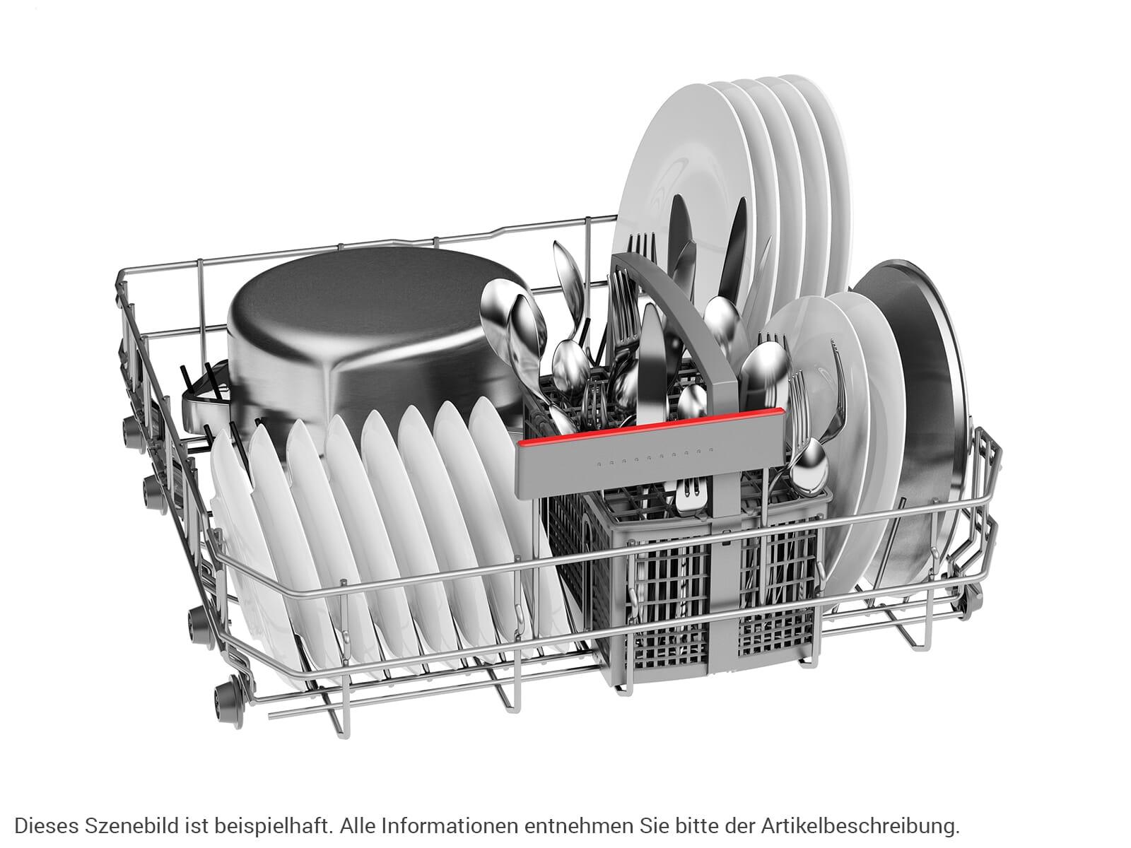 Bosch SMI4HTW31E Teilintegrierbarer Einbaugeschirrspüler