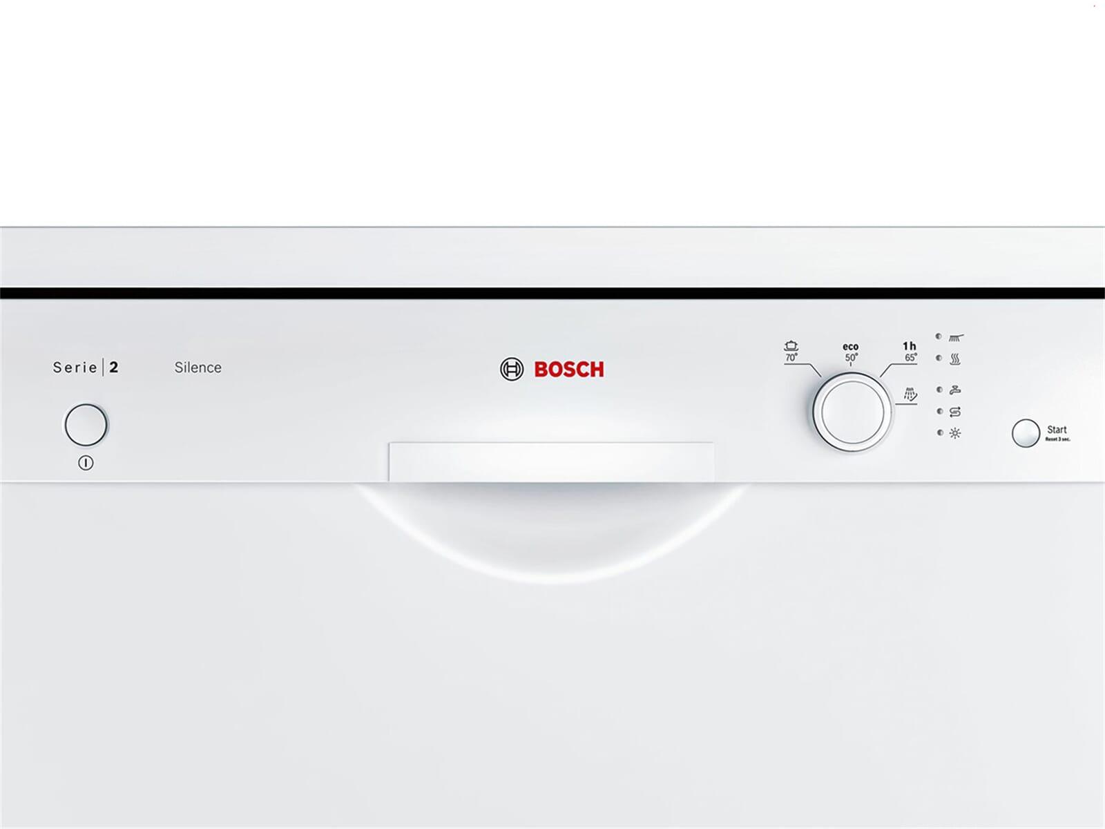 Bosch SMS24AW00E Standgeschirrspüler Weiß