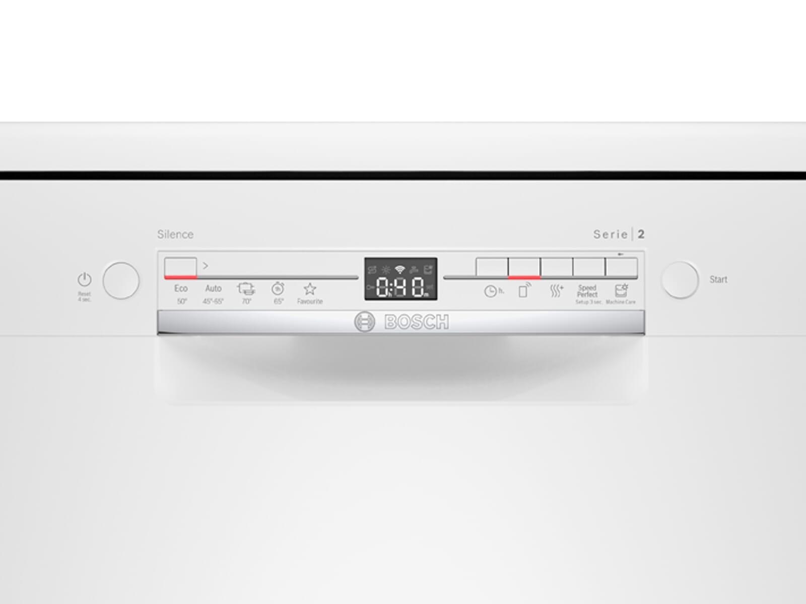 Bosch SMS2ITW33E Standgeschirrspüler Weiß