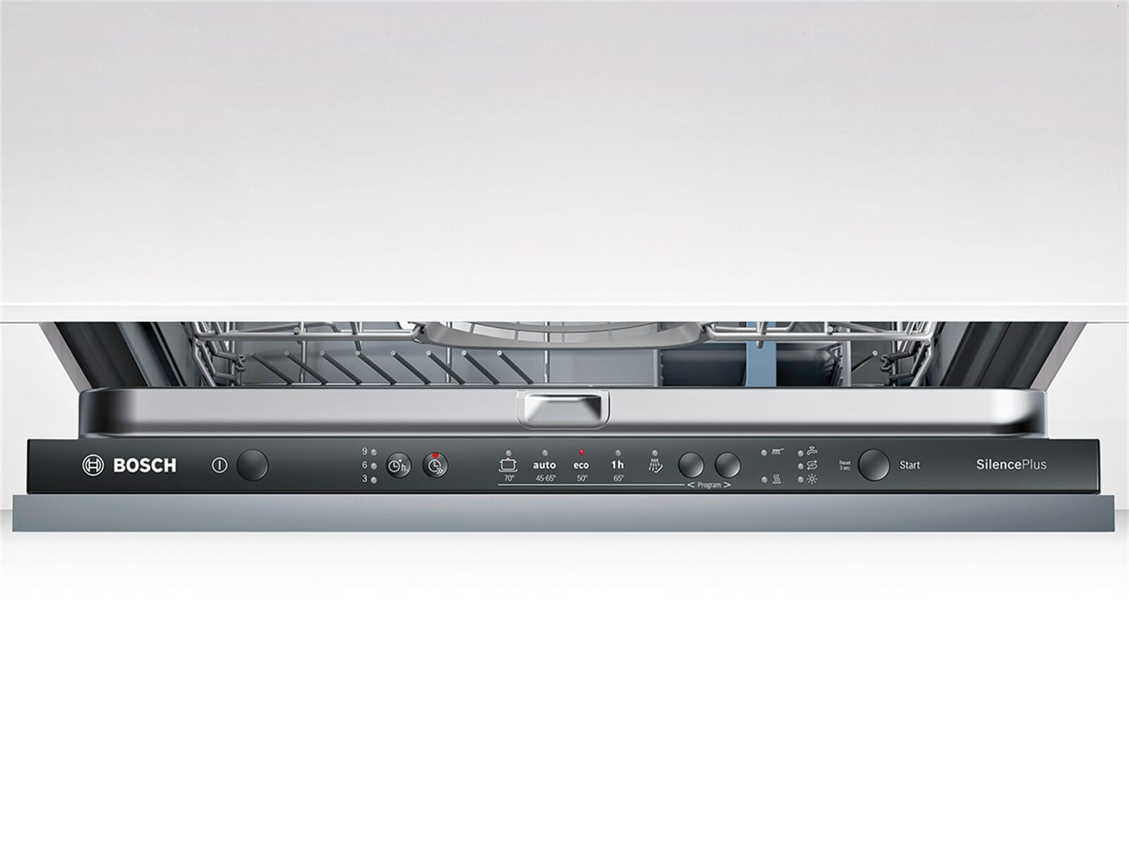 Bosch SMV25AX00E Vollintegrierbarer Einbaugeschirrspüler