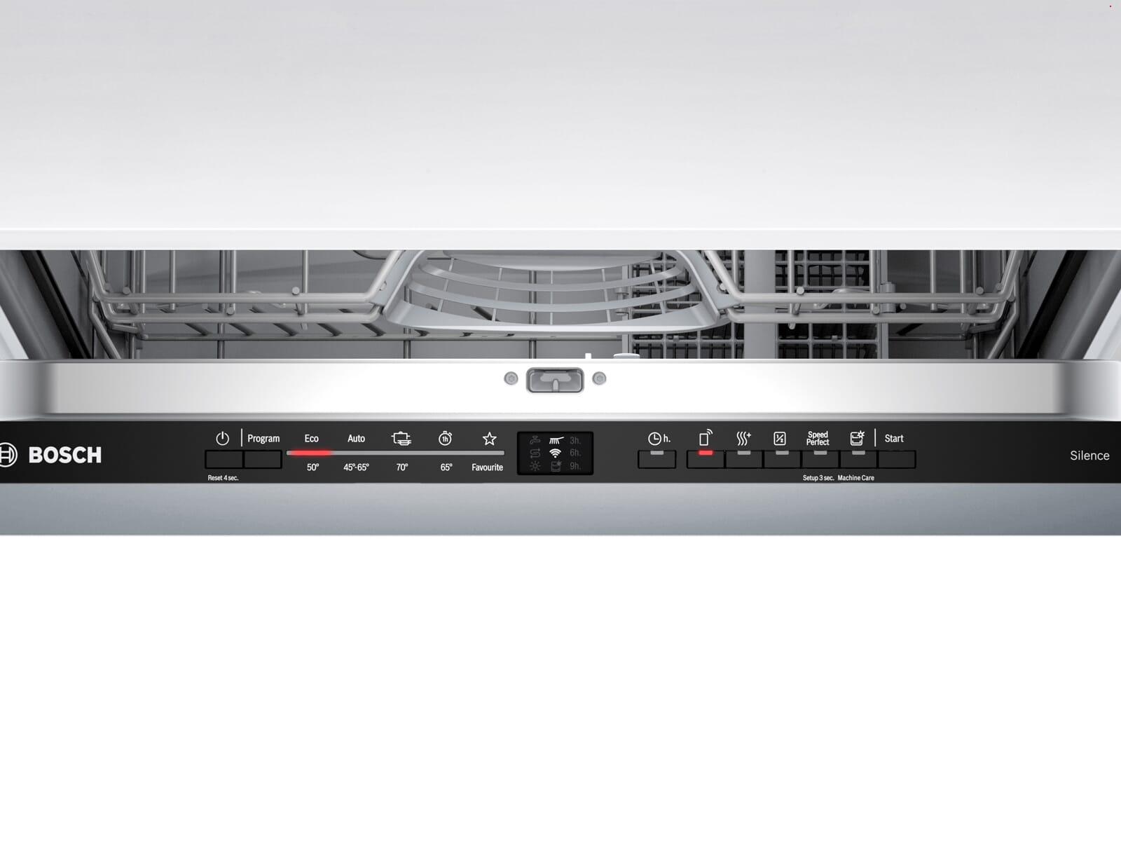 Bosch SMV2ITX22E Vollintegrierbarer Einbaugeschirrspüler
