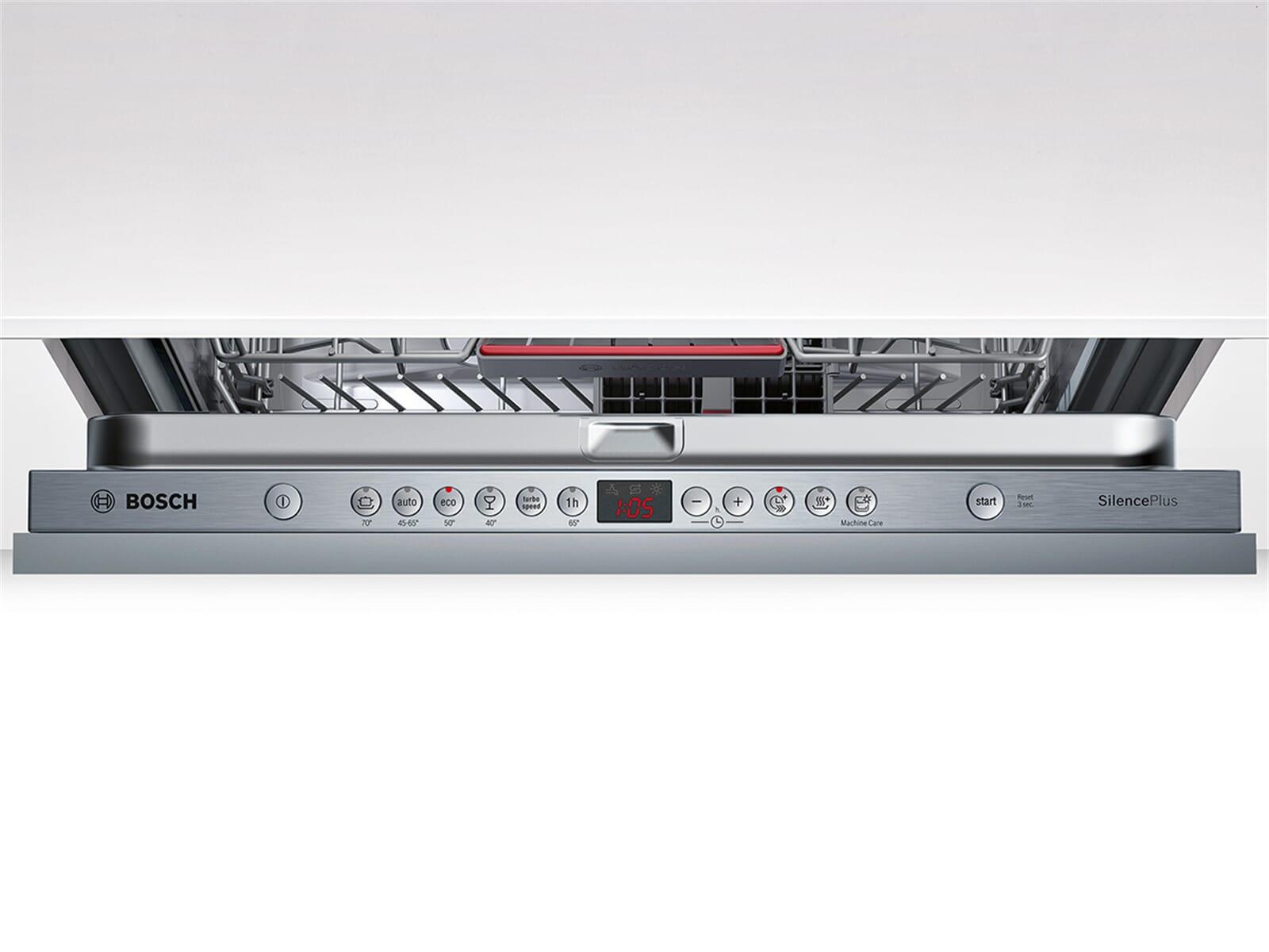 Bosch SMV46GX00E Vollintegrierbarer Einbaugeschirrspüler