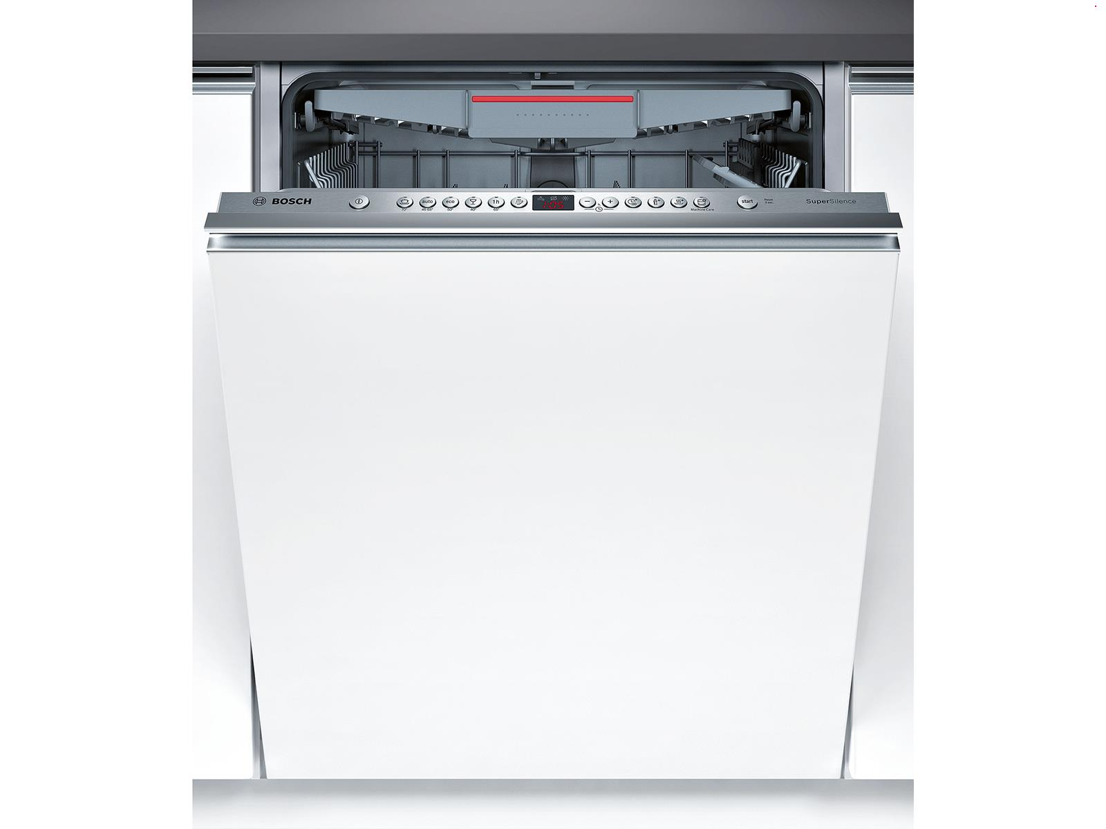 Bosch SMV46NX03E Vollintegrierbarer Einbau Geschirrspüler