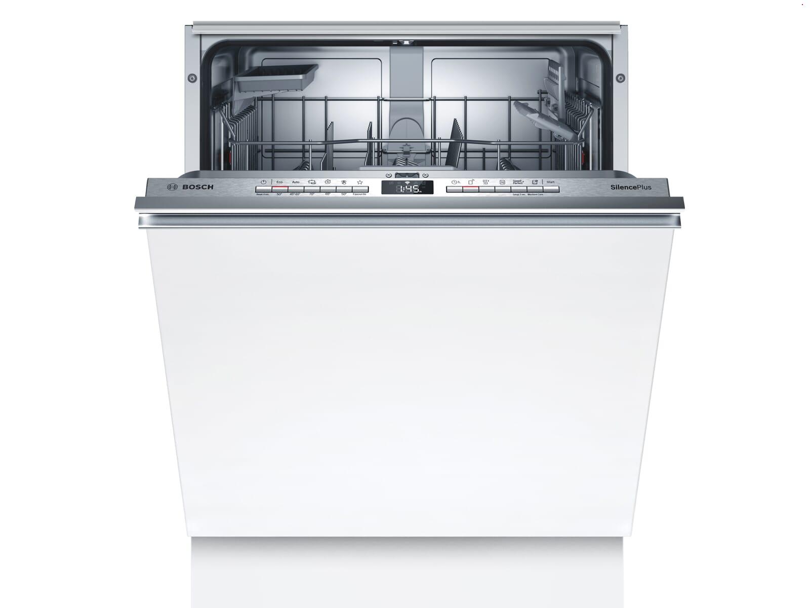 Bosch SMV4HAX48E Vollintegrierbarer Einbaugeschirrspüler