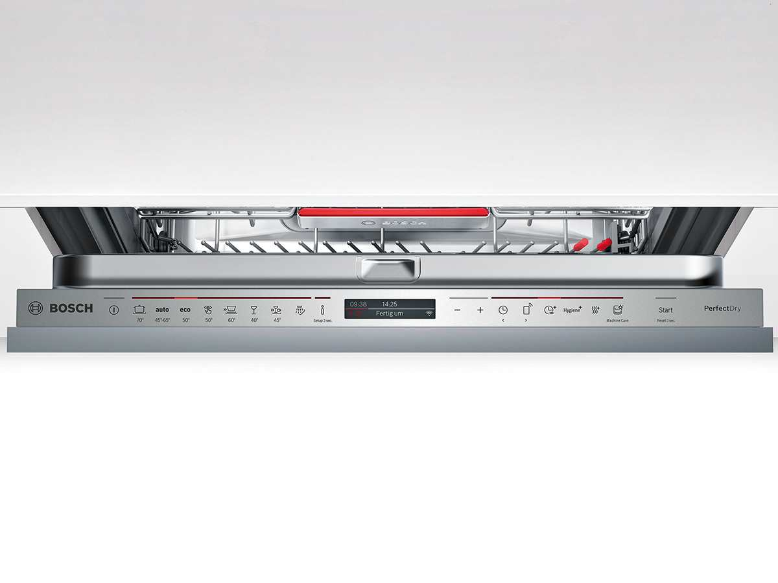 Bosch SMV68TX06E Vollintegrierbarer Einbaugeschirrspüler