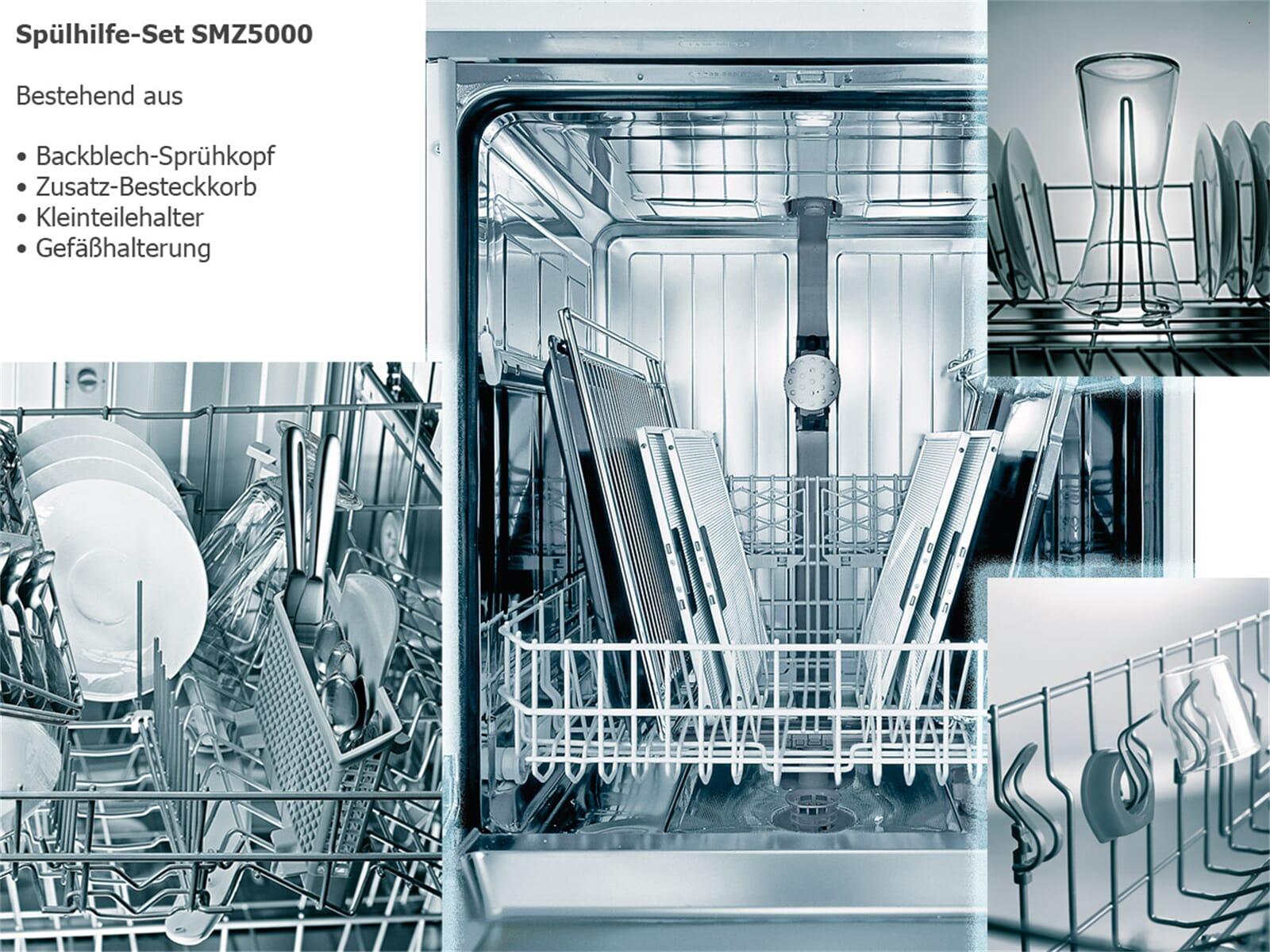 Bosch SMZ5000 Spülhilfe-Set (ActiveWater)