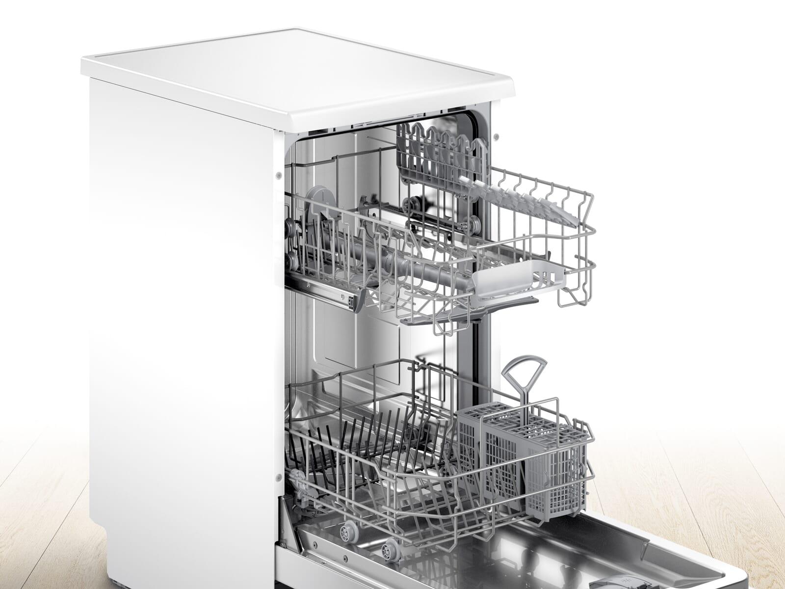 Bosch SPS2HKW41E Standgeschirrspüler Weiß