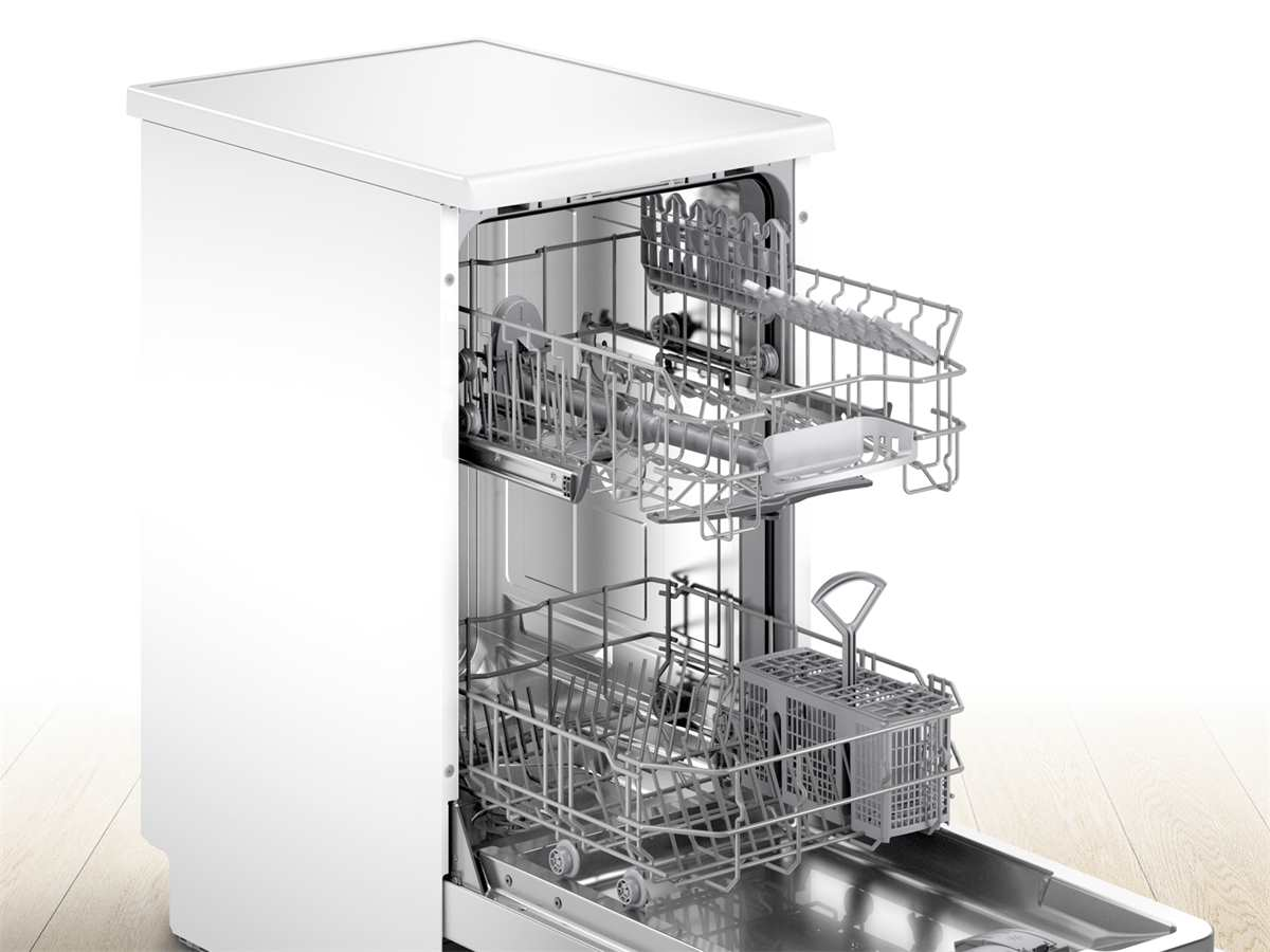 Bosch SPS2IKW10E Standgeschirrspüler Weiß