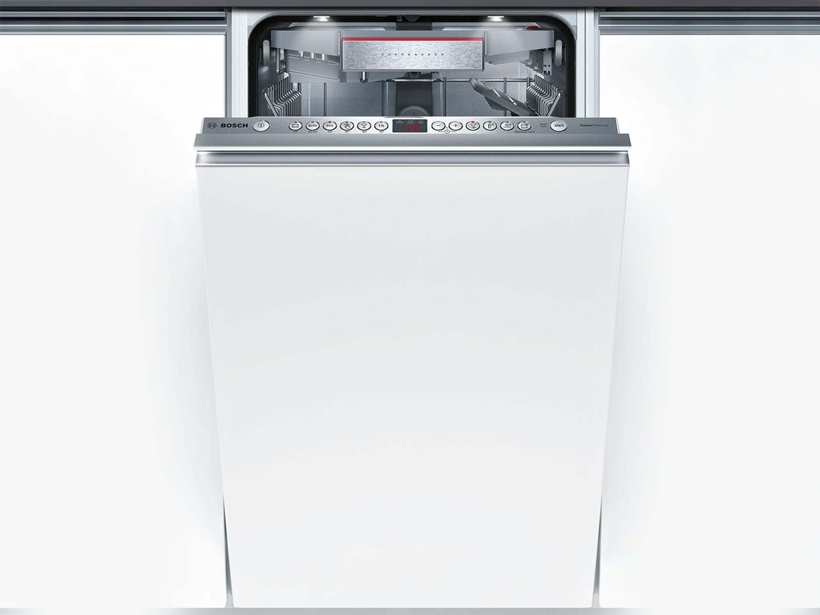Bosch SPV66TD00E Vollintegrierbarer Einbaugeschirrspüler