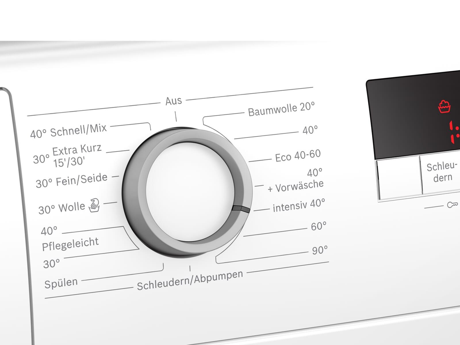 Bosch WAJ28022 Waschmaschine Weiß