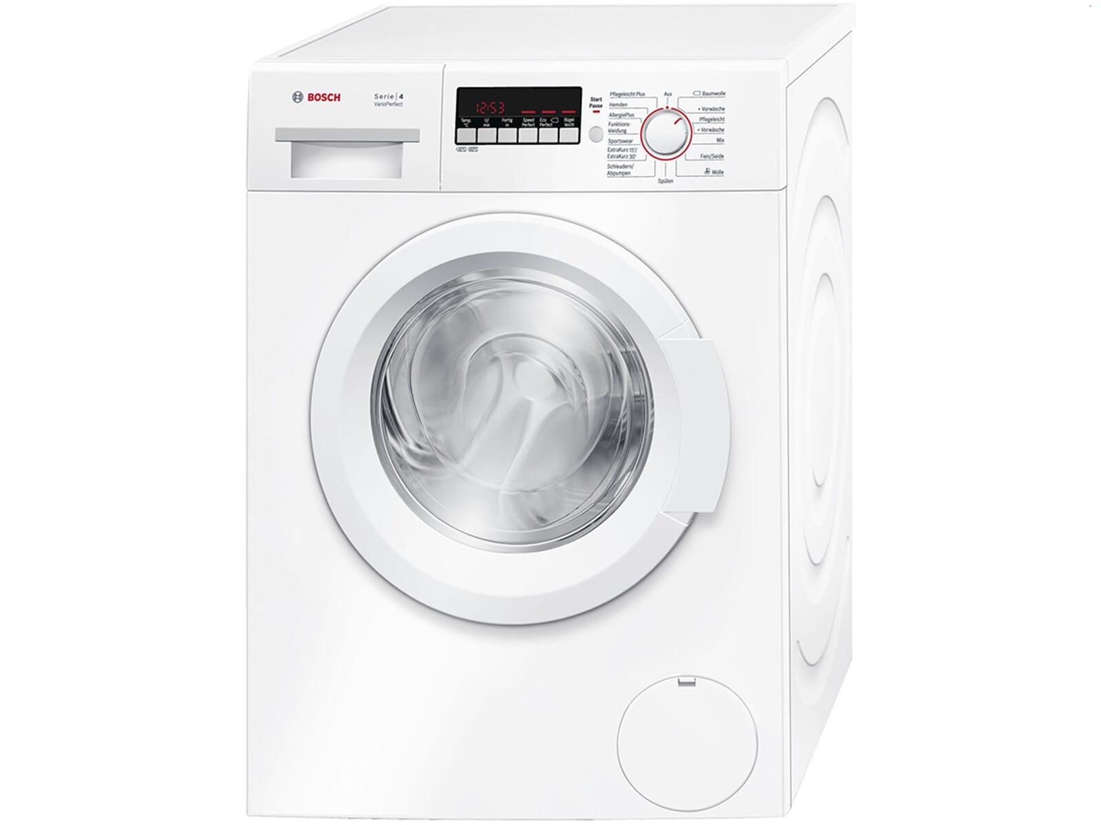 bosch wak28227 waschmaschine wei. Black Bedroom Furniture Sets. Home Design Ideas