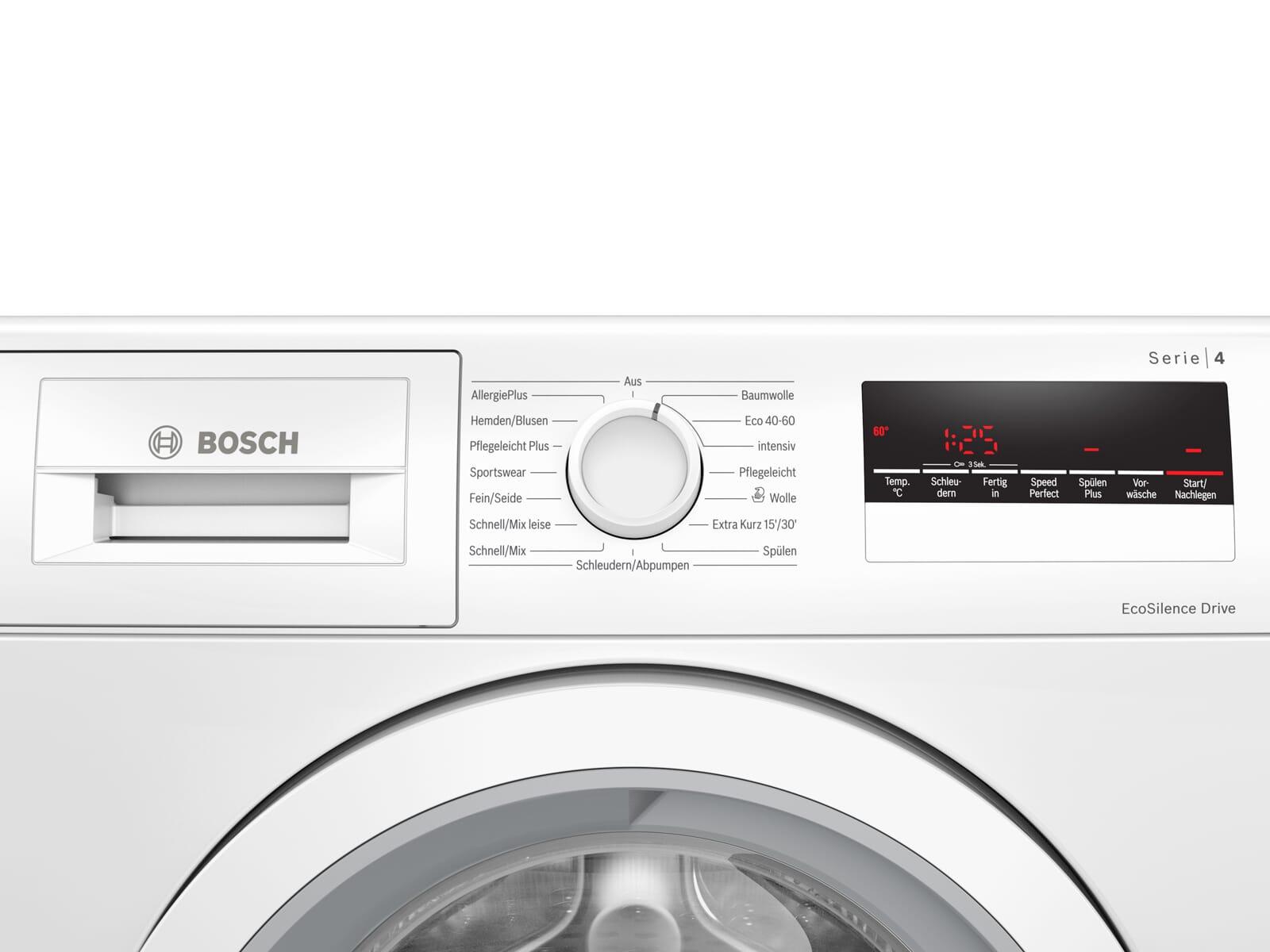 Bosch WAN28K20 Waschmaschine Weiß