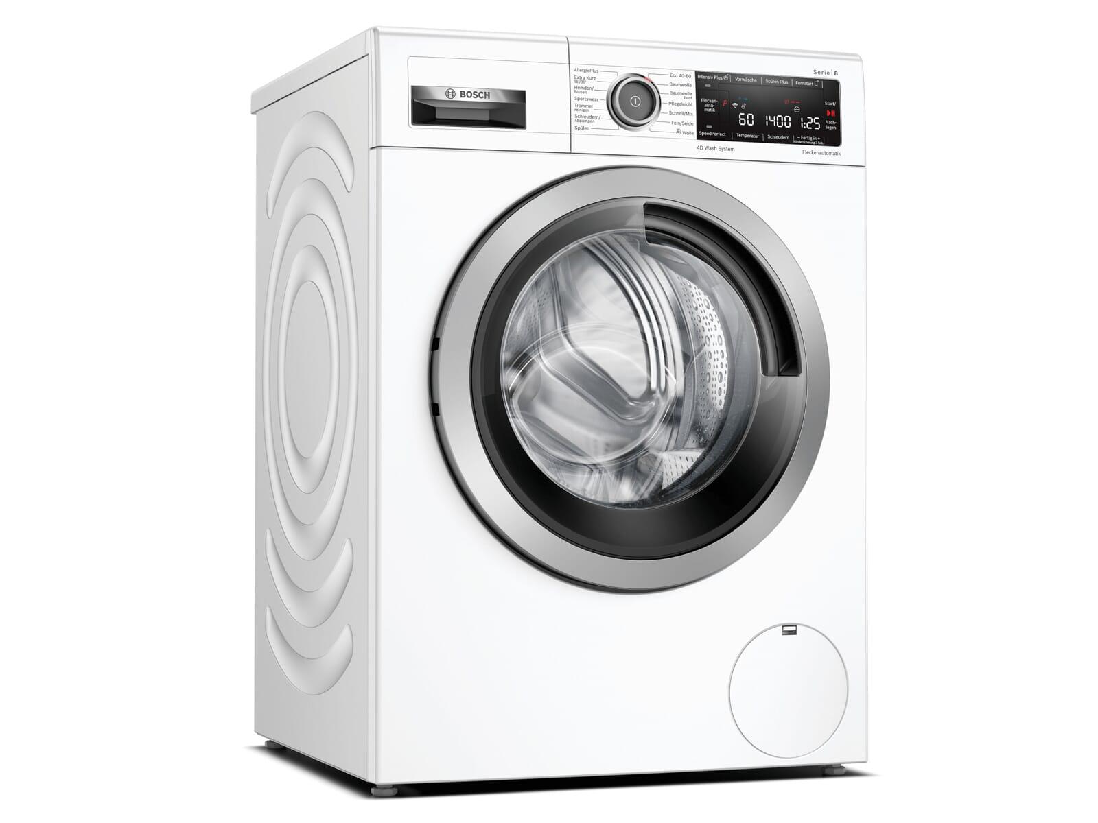 Bosch WAX28M42 Waschmaschine Weiß