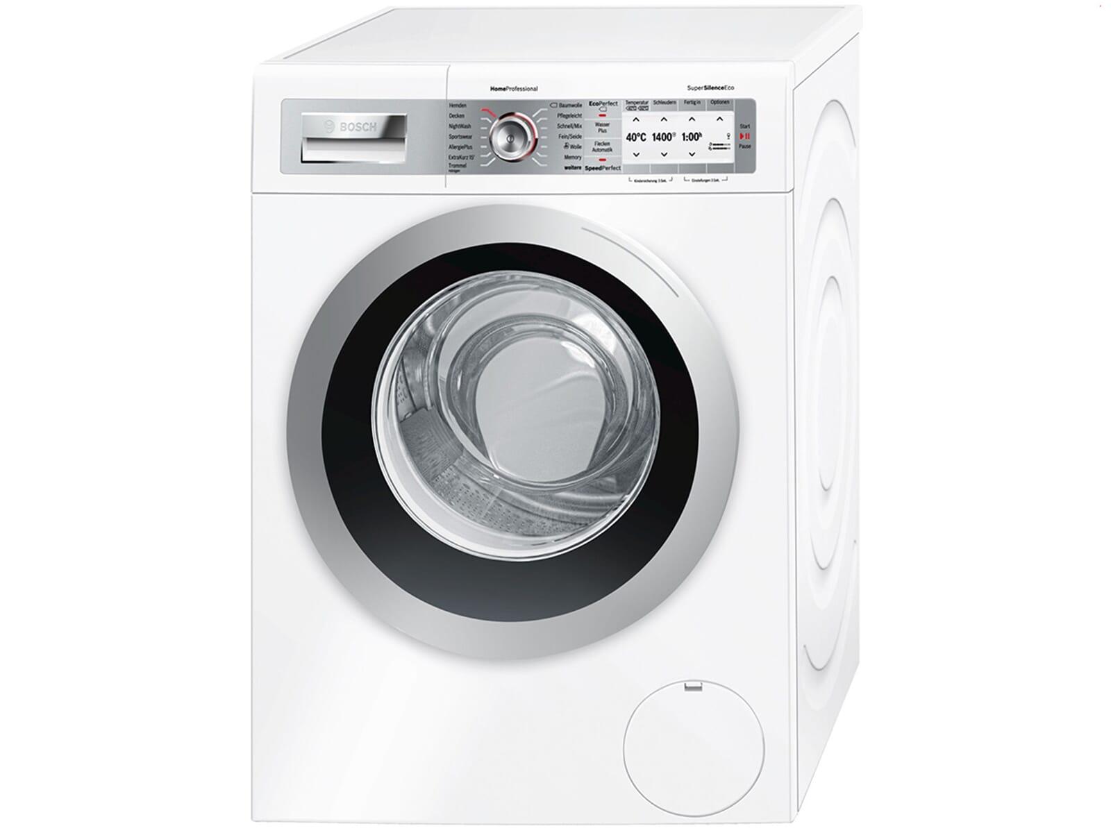 bosch way287w5 waschmaschine wei. Black Bedroom Furniture Sets. Home Design Ideas