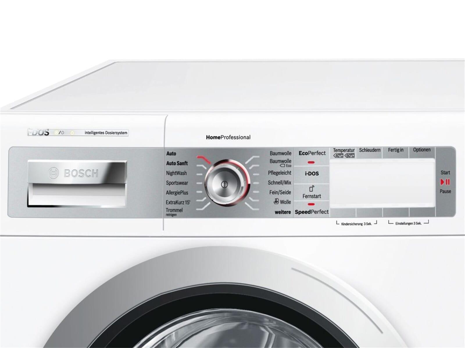bosch wayh2841 waschmaschine wei ebay. Black Bedroom Furniture Sets. Home Design Ideas