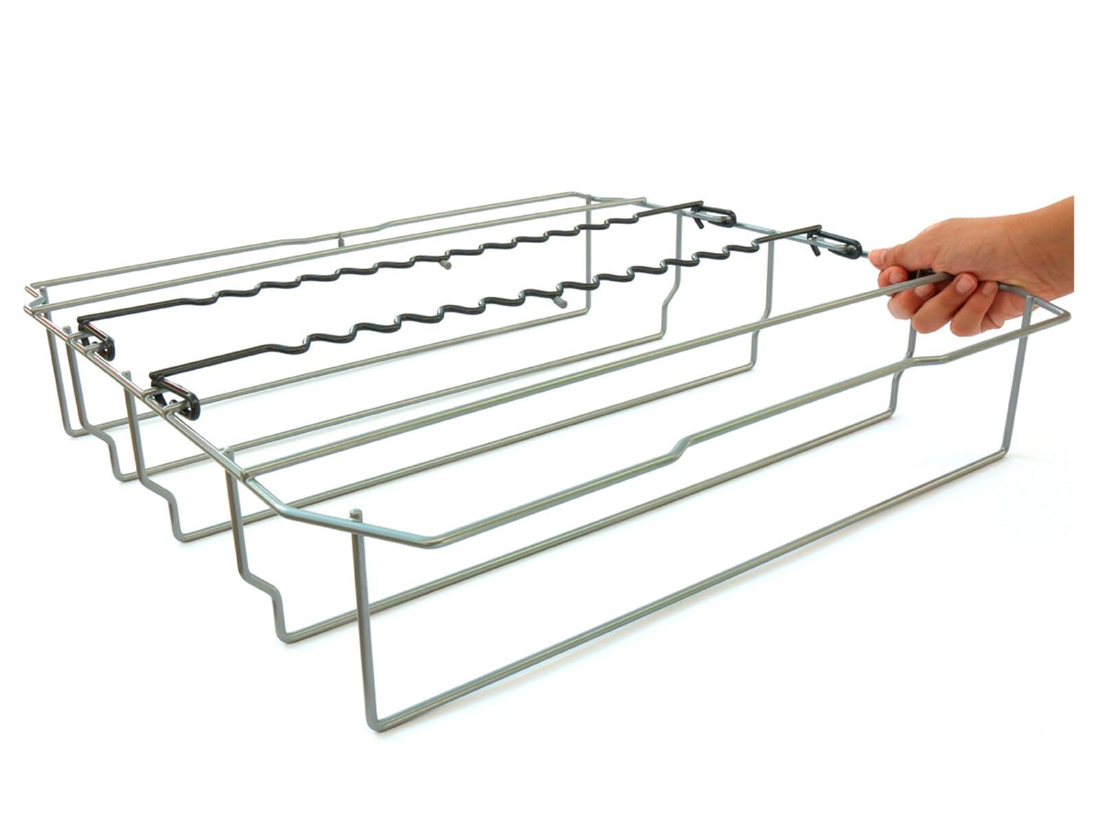 Domosense Pk6022 03 Geschirrspuler Korbeinsatz Fur Langstielglaser