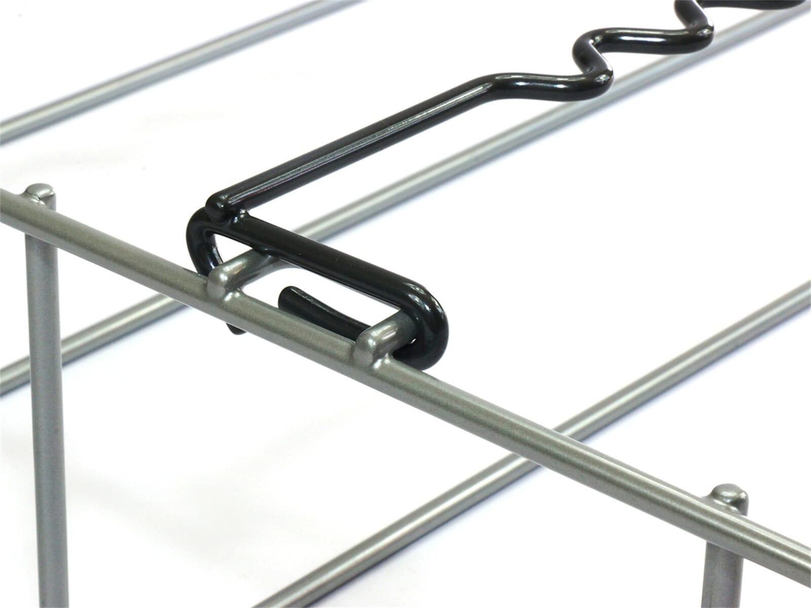 DomoSense PK6022-03 Geschirrspüler-Korbeinsatz für Langstielgläser (für Siemens, Bosch, Neff, Gaggenau, Balay)