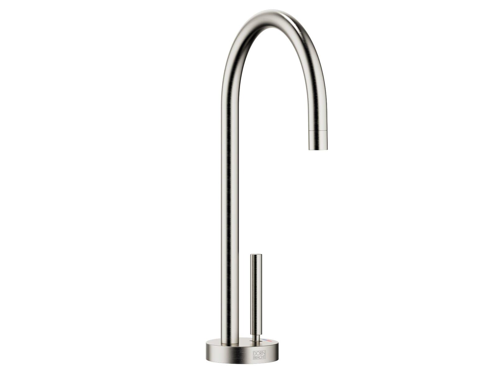 Dornbracht Tara Classic Hot & Cold Water Dispenser Platin Matt 17 861 888-06 Hochdruckarmatur