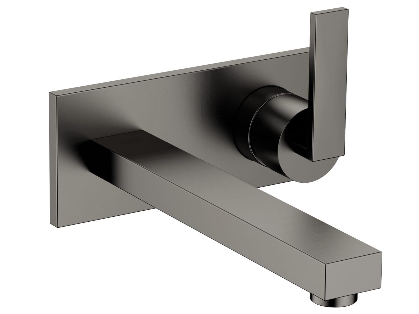 Dornbracht Lot Wandmischer Dark Platinum Matt 36 820 680-99 Hochdruckarmatur