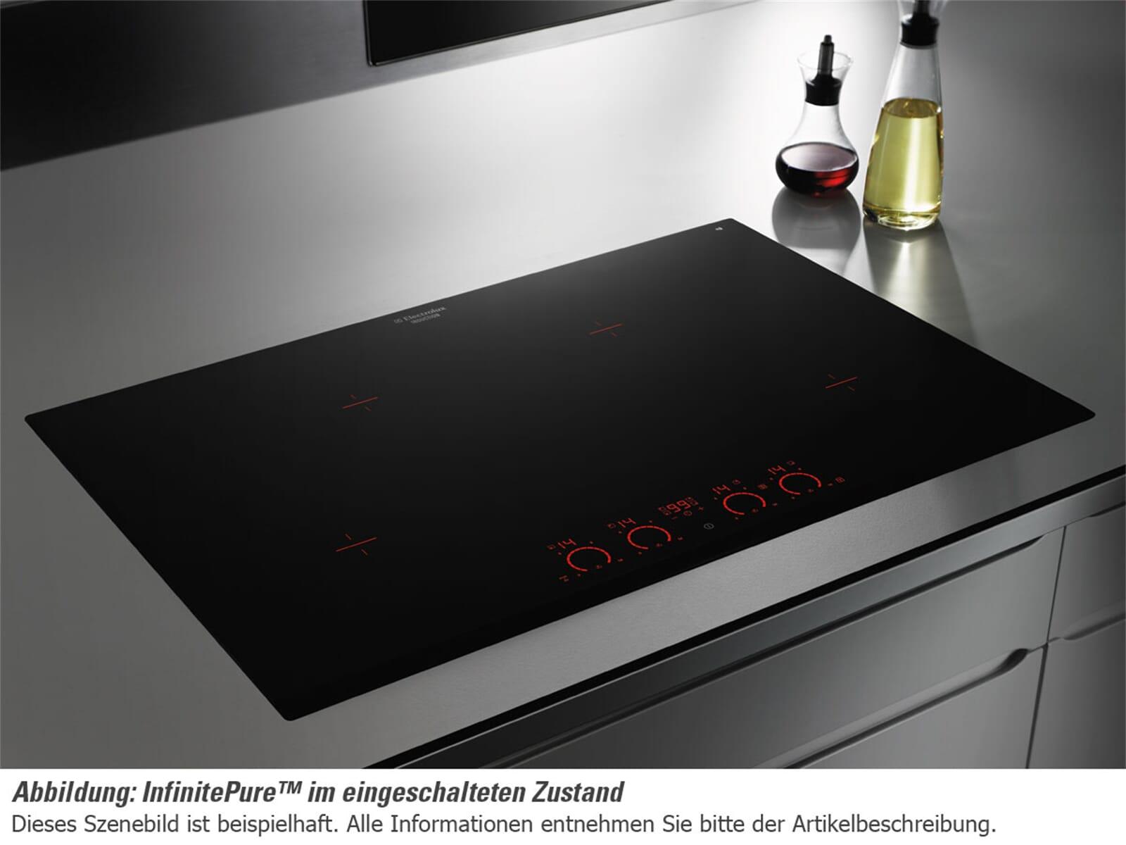 aeg electrolux ehd8740xok induktionskochfeld autark. Black Bedroom Furniture Sets. Home Design Ideas