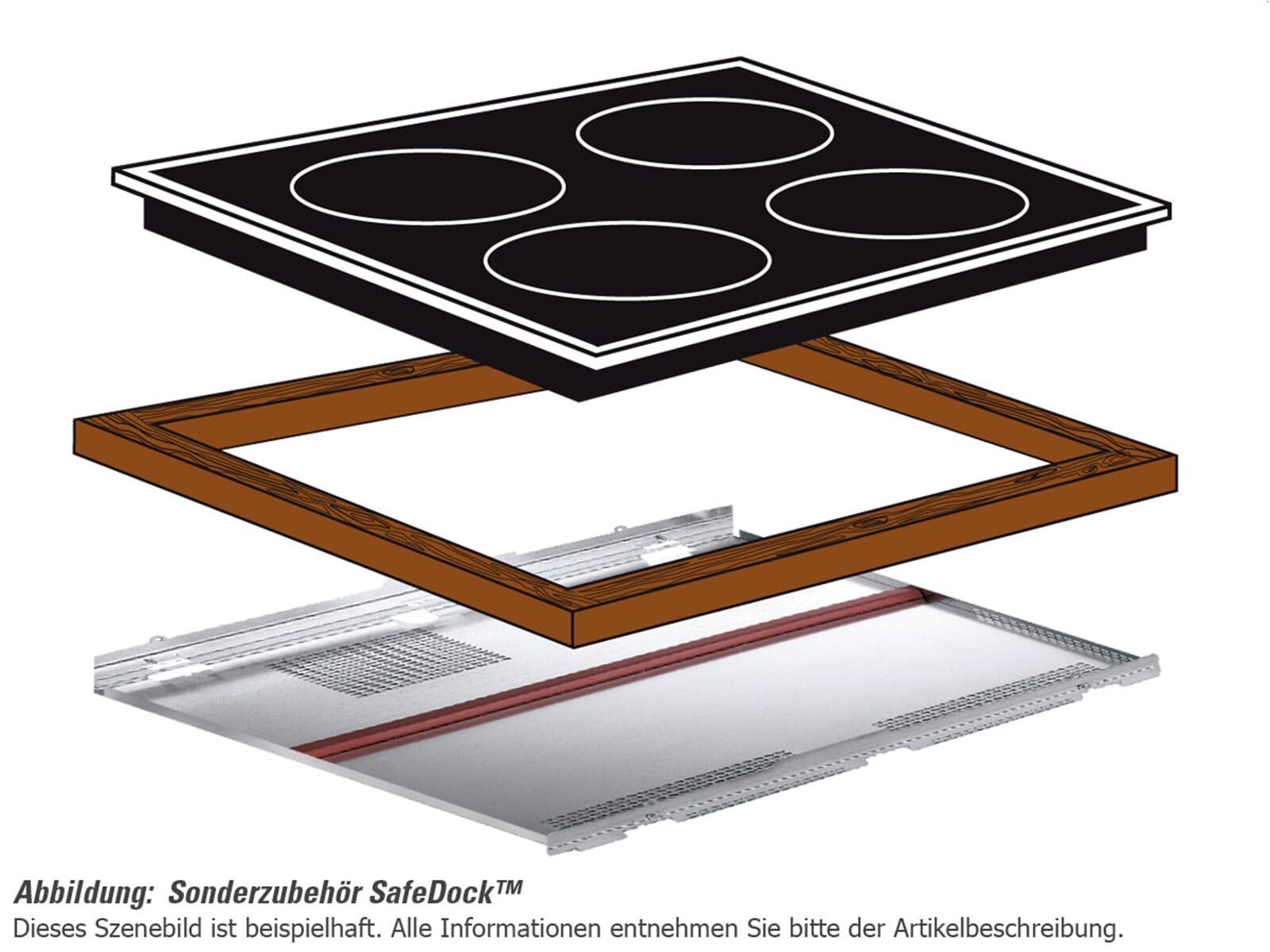 AEG Electrolux EHH9552XOK Induktionskochfeld autark
