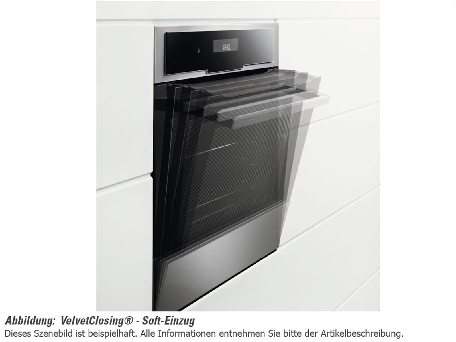aeg electrolux eon5050aax einbauherd edelstahl. Black Bedroom Furniture Sets. Home Design Ideas