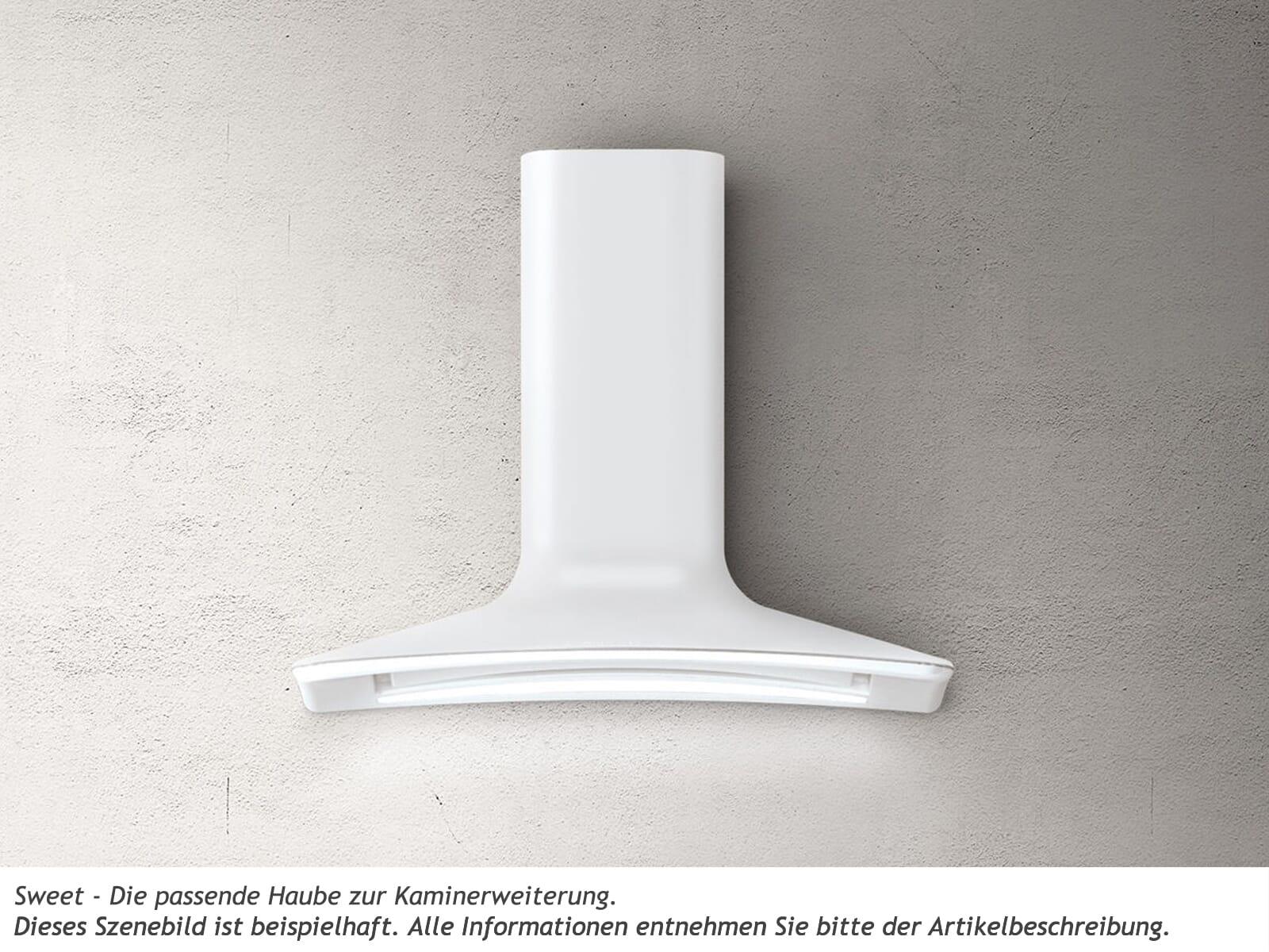 Elica KIT0049580 Kaminerweiterung Weiß