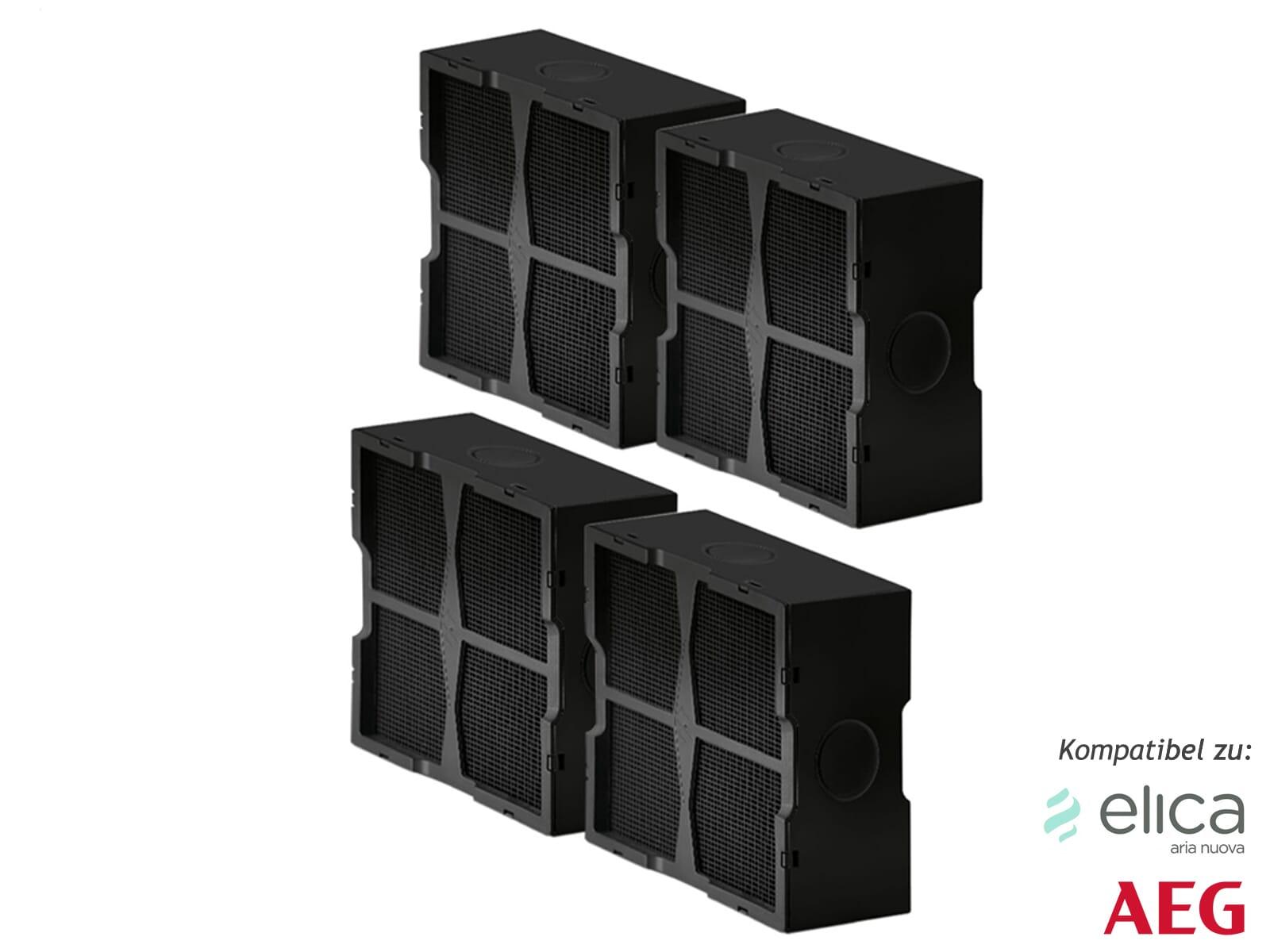 Elica KIT0120952 Keramik-Filter 4 Stück