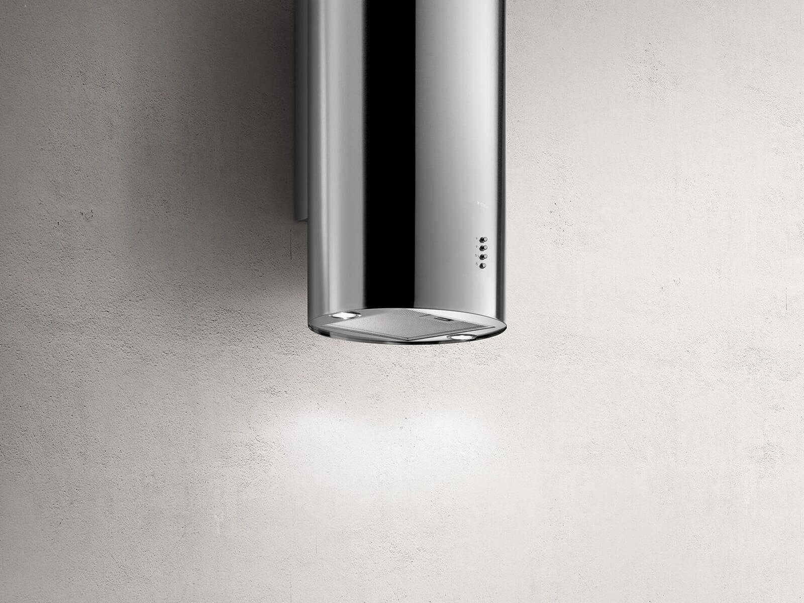 Elica Tube Pro PRF0080075A Wandhaube Edelstahl