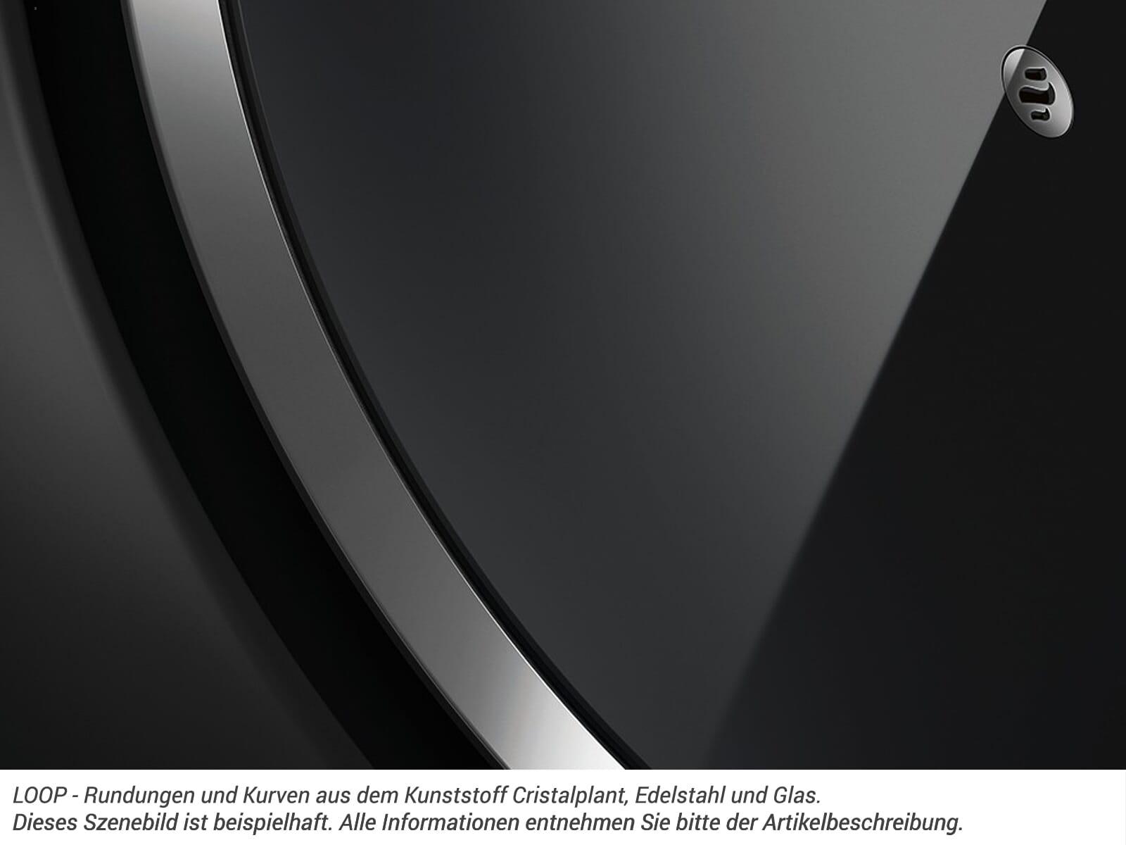 Elica Loop PRF0147269 Kopffreihaube Schwarz