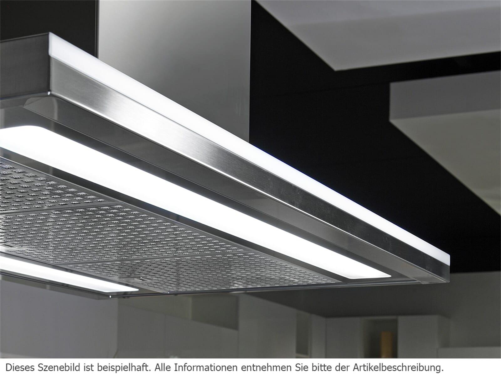 Falmec Lumen Wandhaube 90 cm Edelstahl