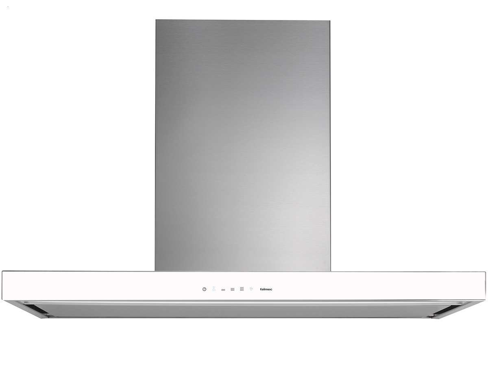 Falmec Lumina NRS® Wandhaube Weiß