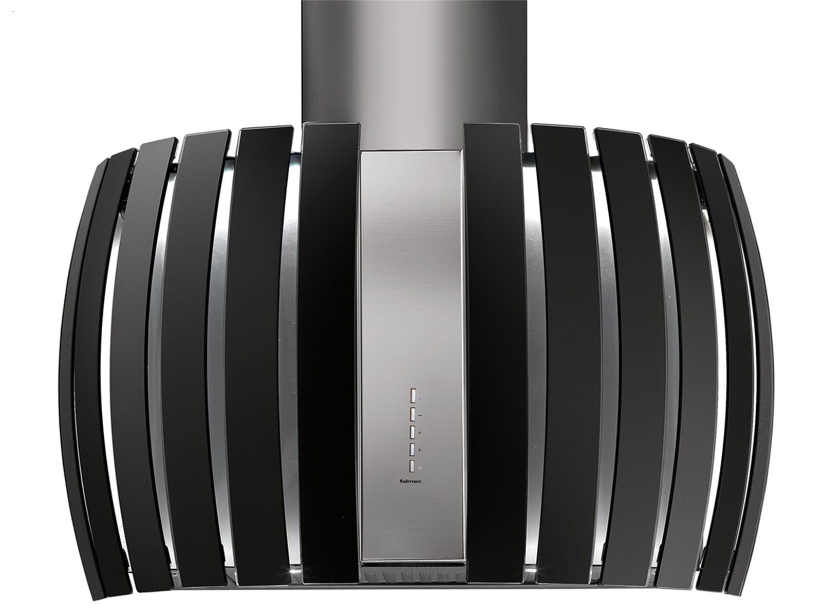 Falmec Prestige Wandhaube 65 cm Schwarz